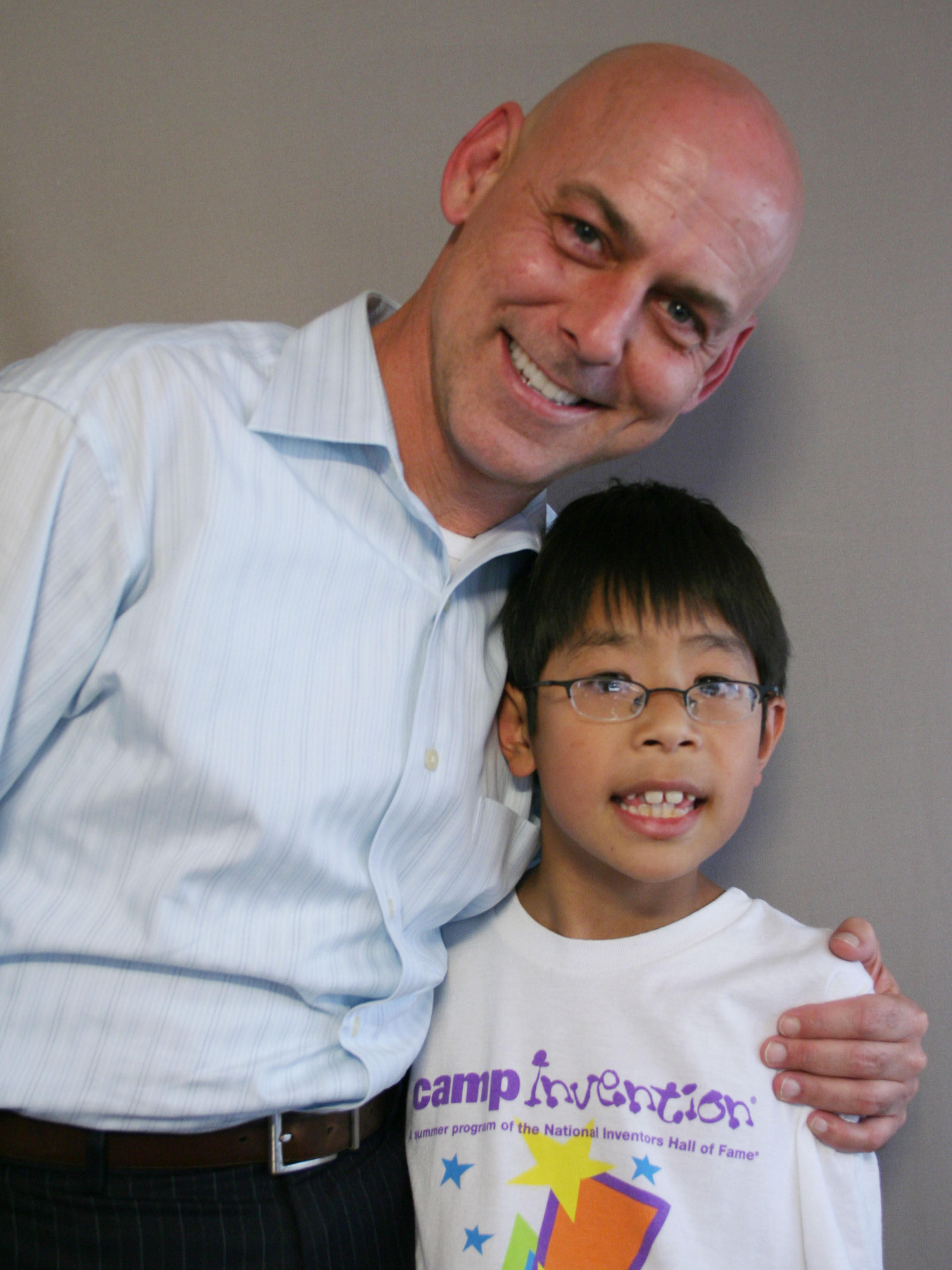 Adoptive Dad Dreamed A Dream That Brought Him A Son | New Hampshire