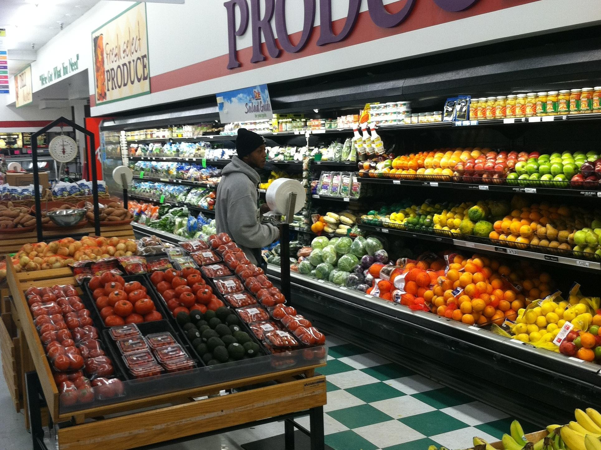 Nudging Detroit: Program Doubles Food Stamp Bucks In Grocery
