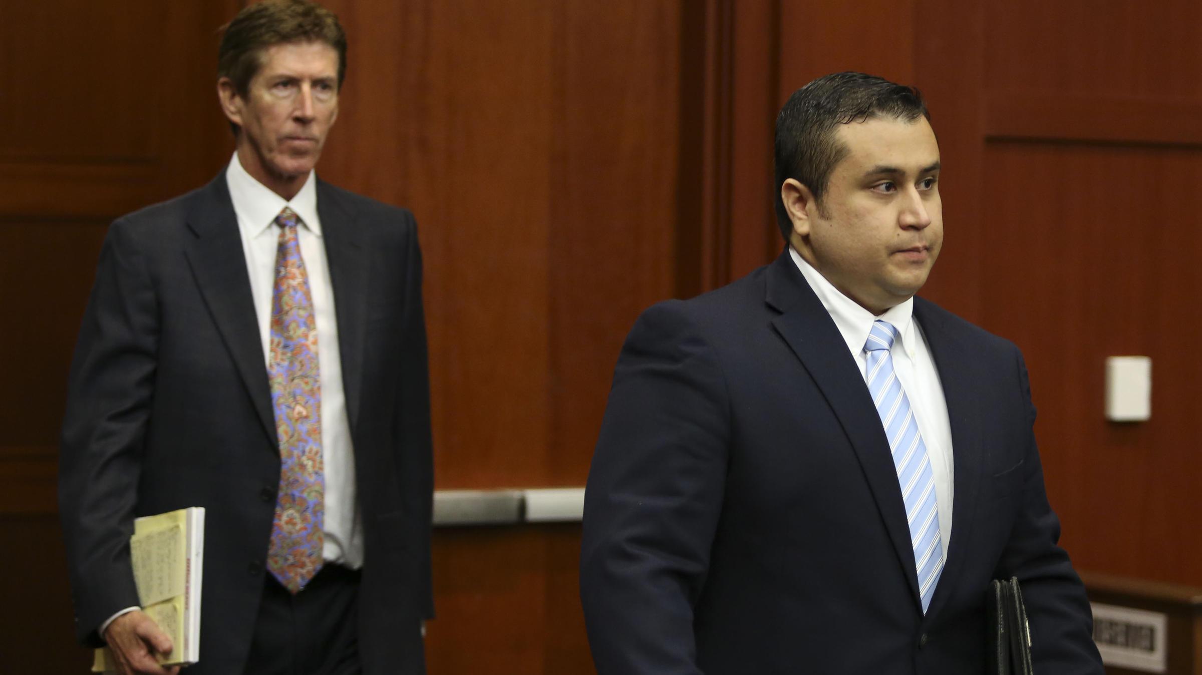 Six-Woman Jury Selected For Trial Of George Zimmerman   KUNC