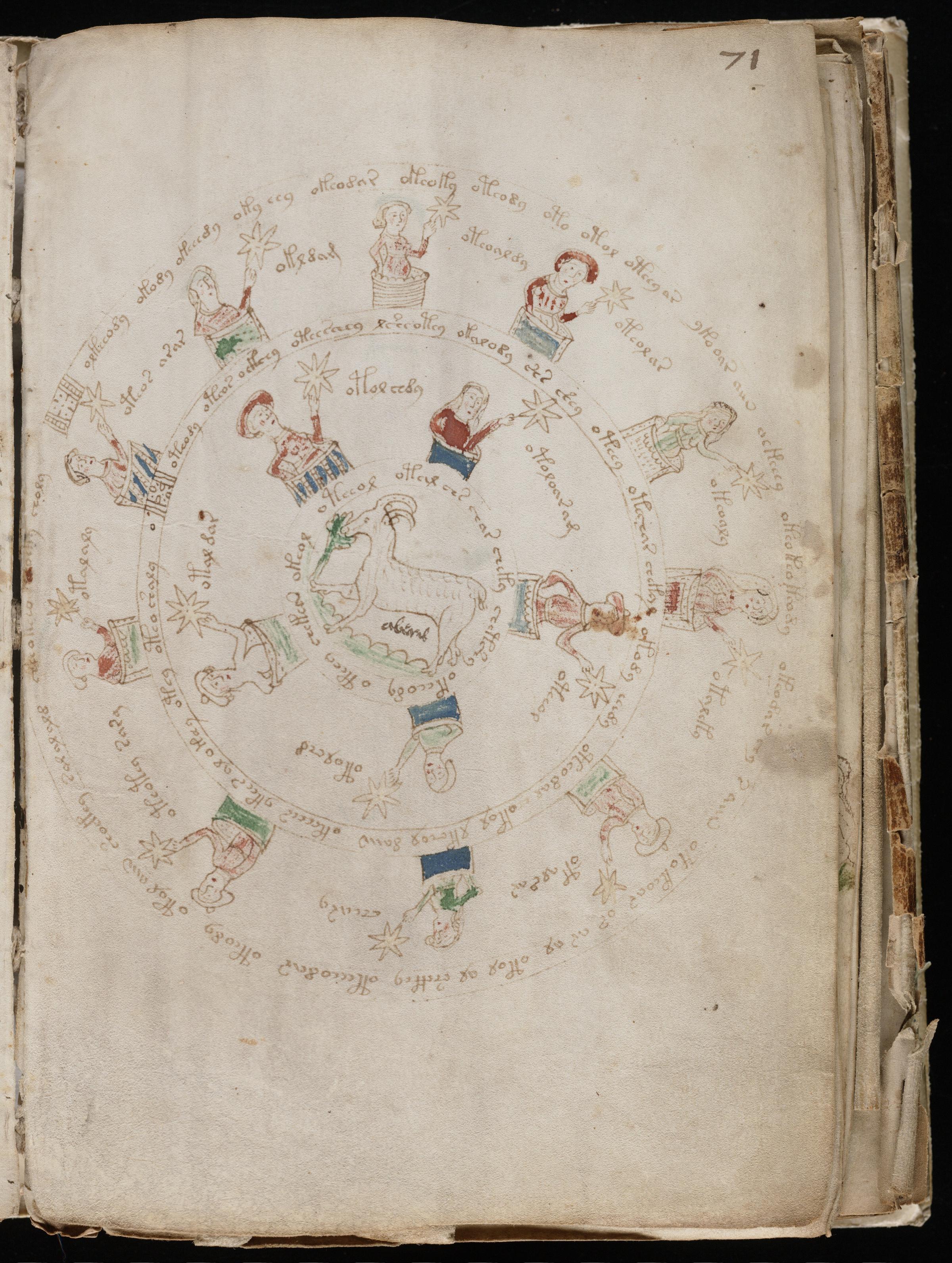An Ancient Parchment Refuses To Give Up Its Secrets | KGOU