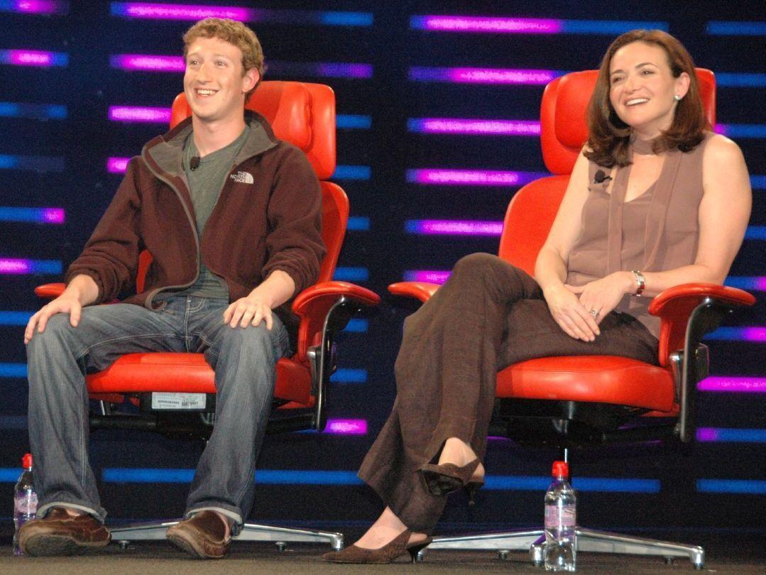 The Sheryl Sandberg Effect: Rise Of Female COOs | knba