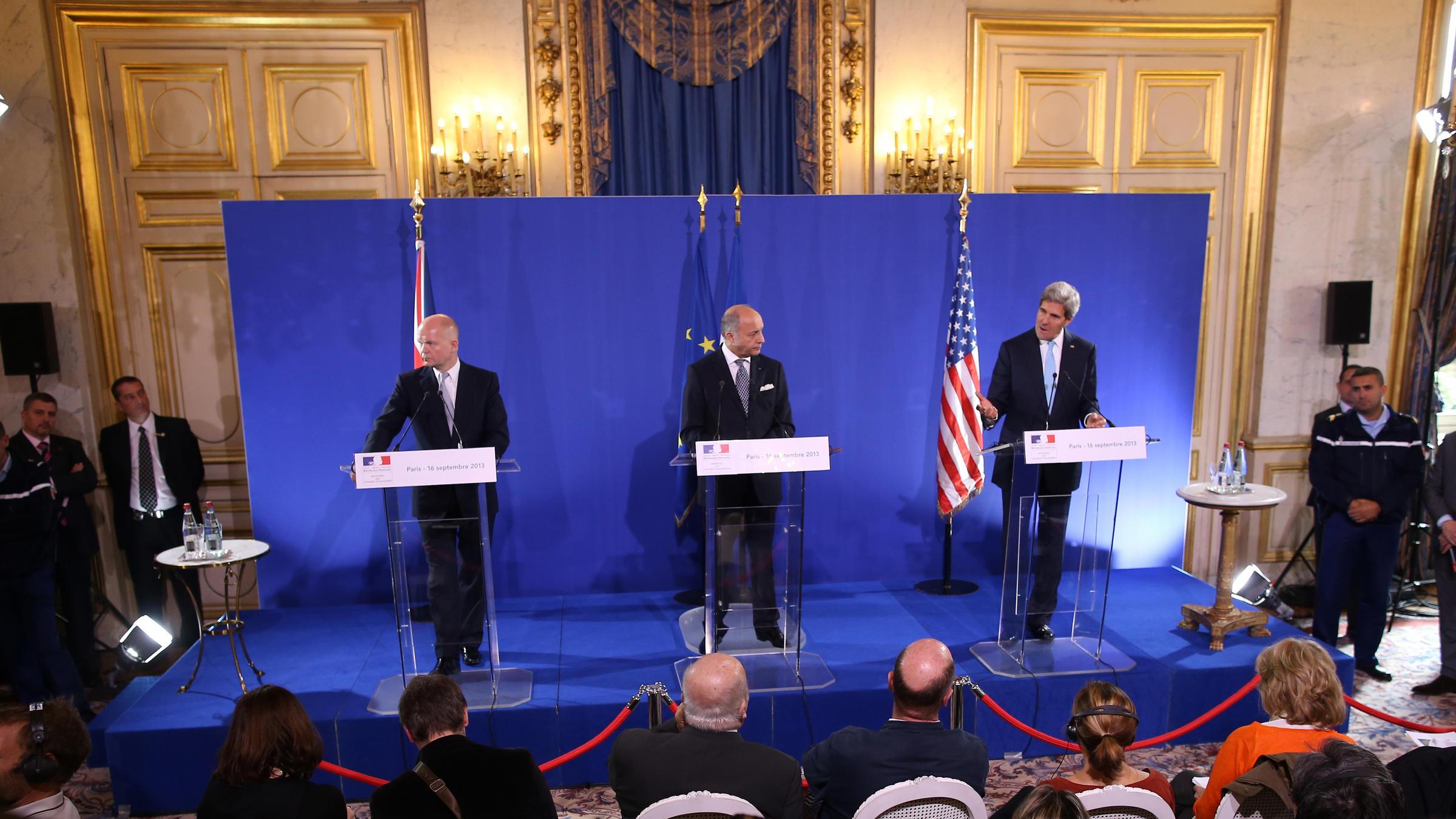 Former U N  Inspector: Syria Plan 'Optimistic,' Requires