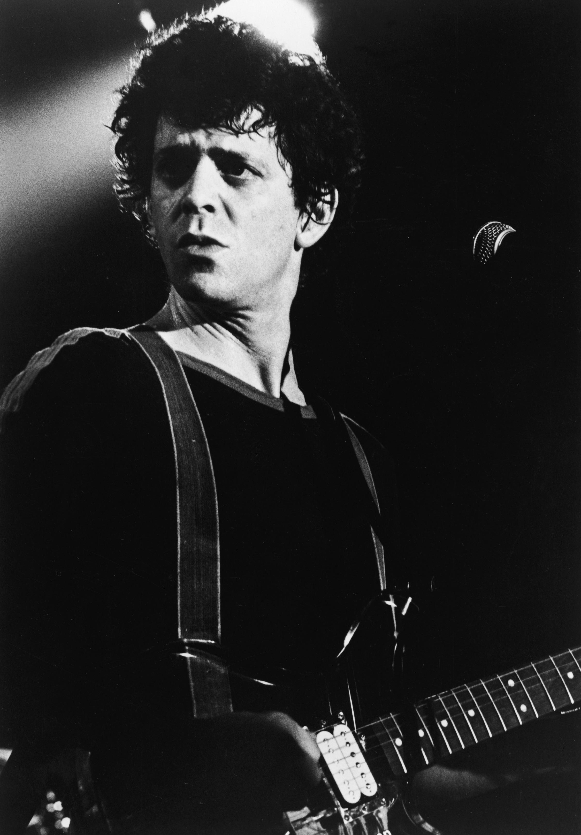 Lou Reed, Leader Of The Velvet Underground, Has Died At 71