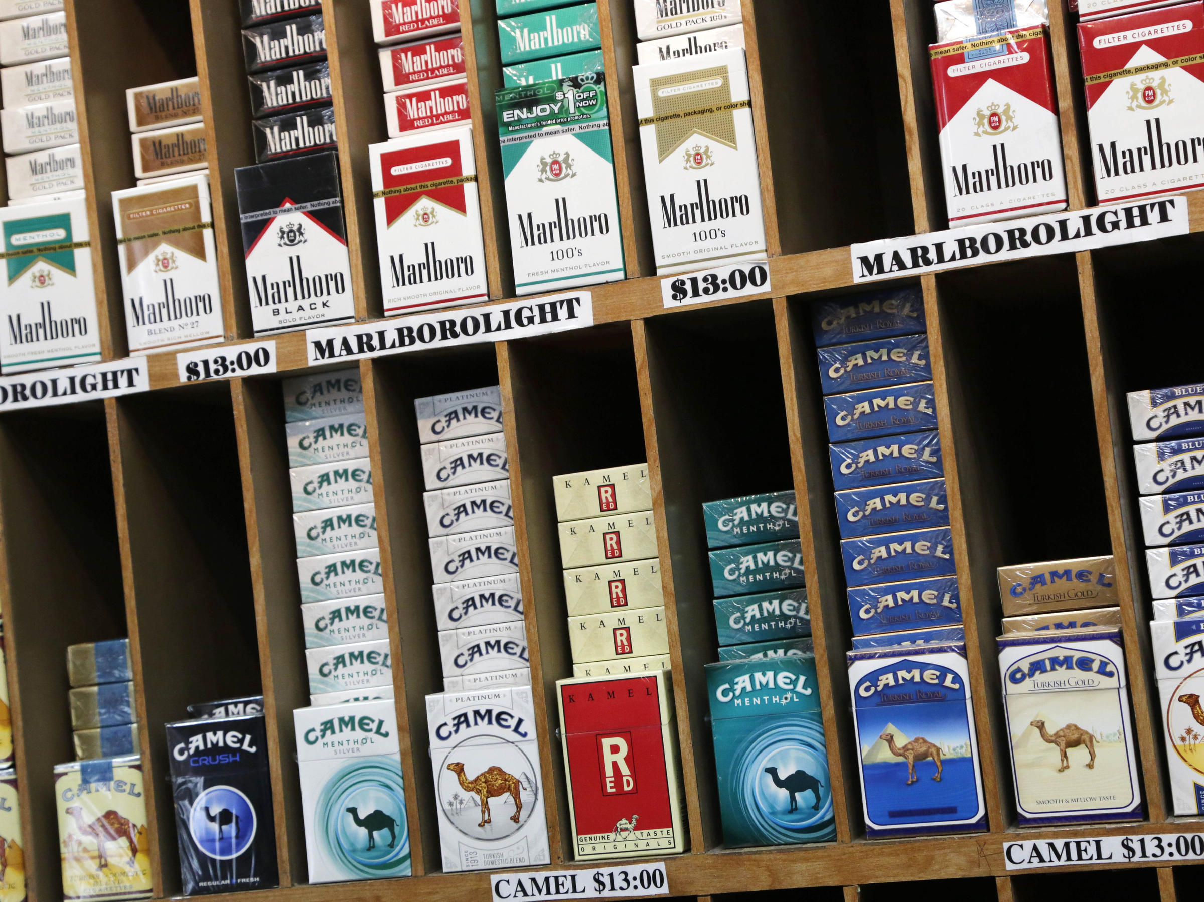 You Can Vote, You Can Enlist — But Can You Buy A Cigarette