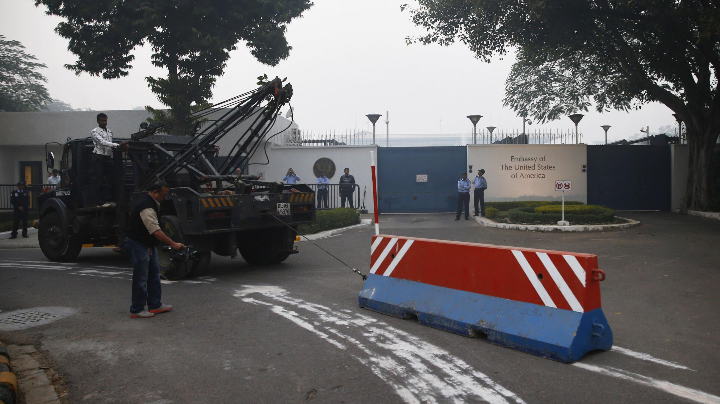 India-U S  Row Over Diplomat's Arrest In New York Escalates