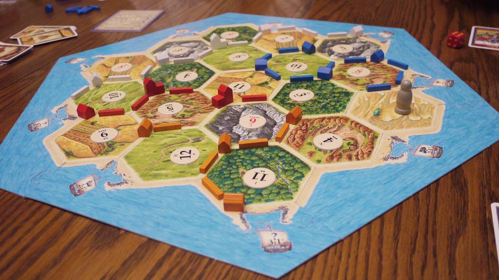 Geeky Gamers Feast Upon Settlers Of Catan Cookbook Kgou