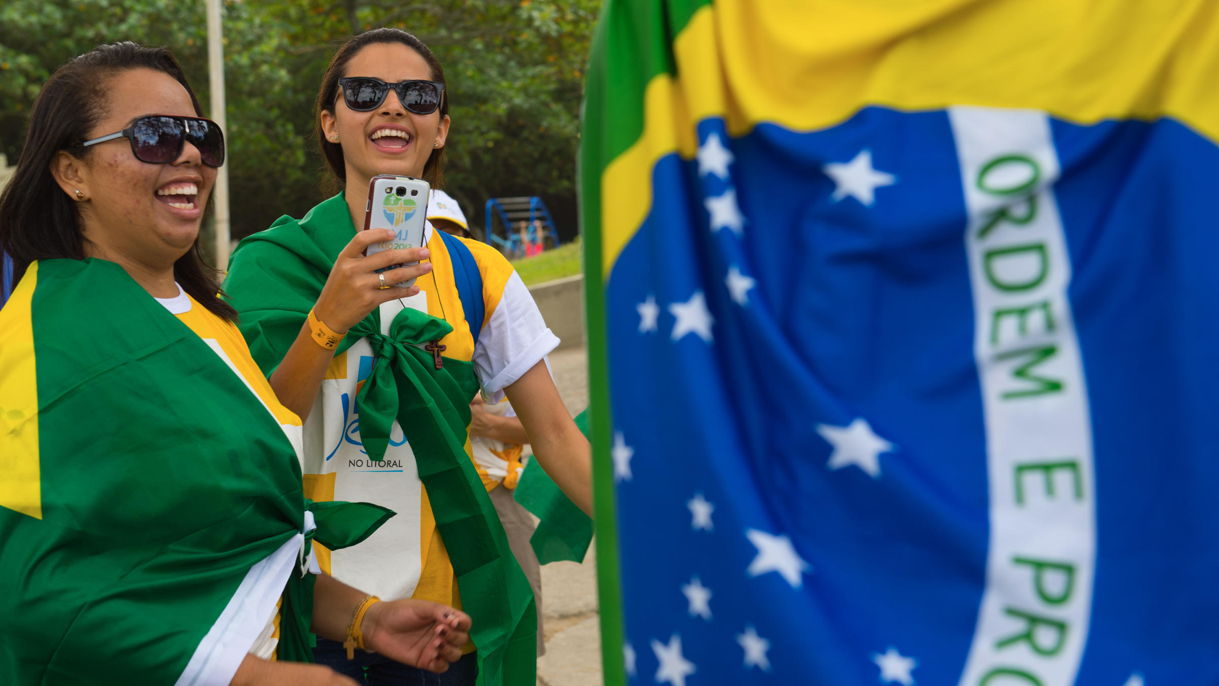 Brazil's Social Media Boom Sparks Calls For New Privacy Laws | West