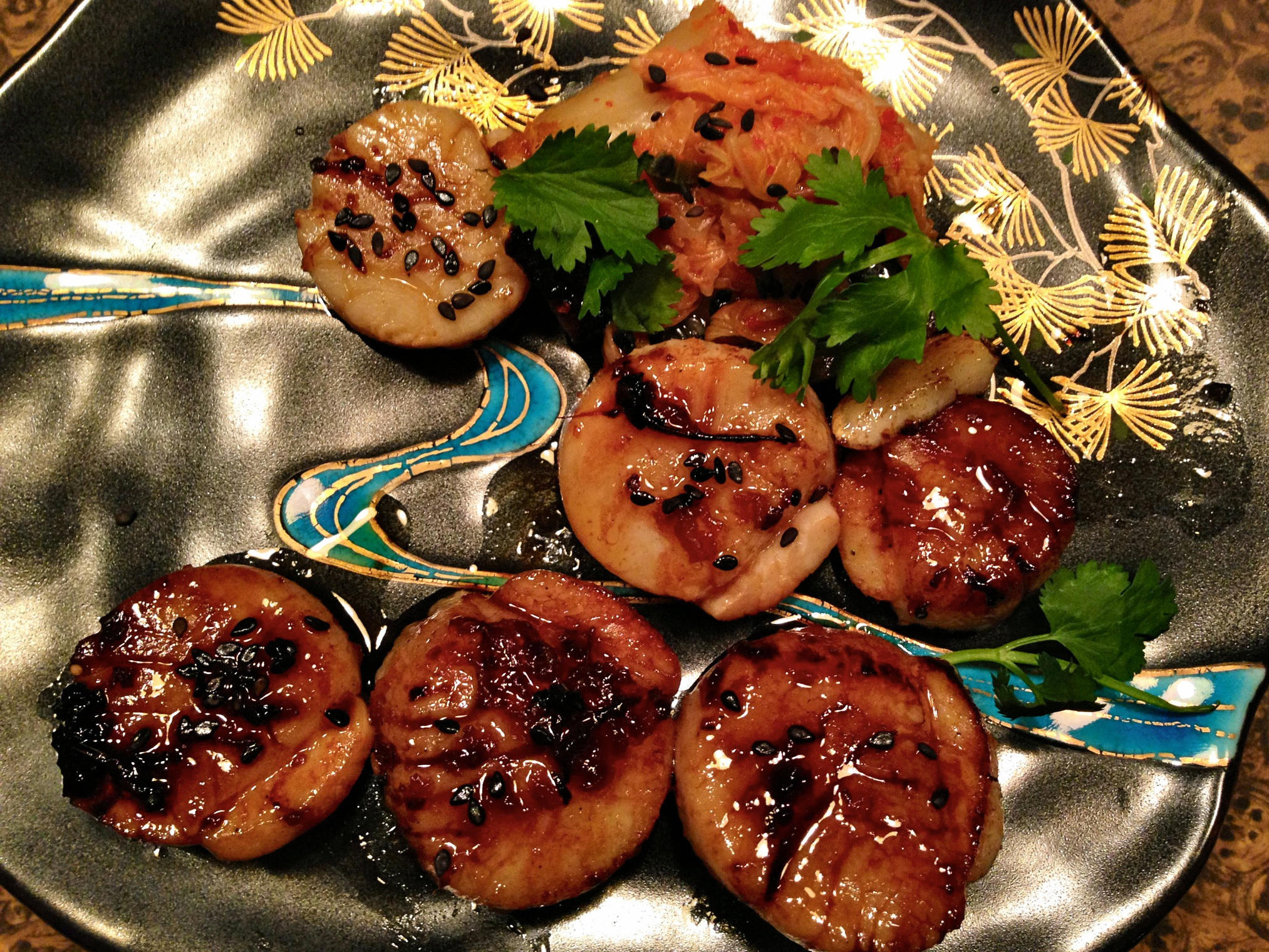 Sea Scallops: A Winter Treat From Maine's Chilly Waters | WFAE
