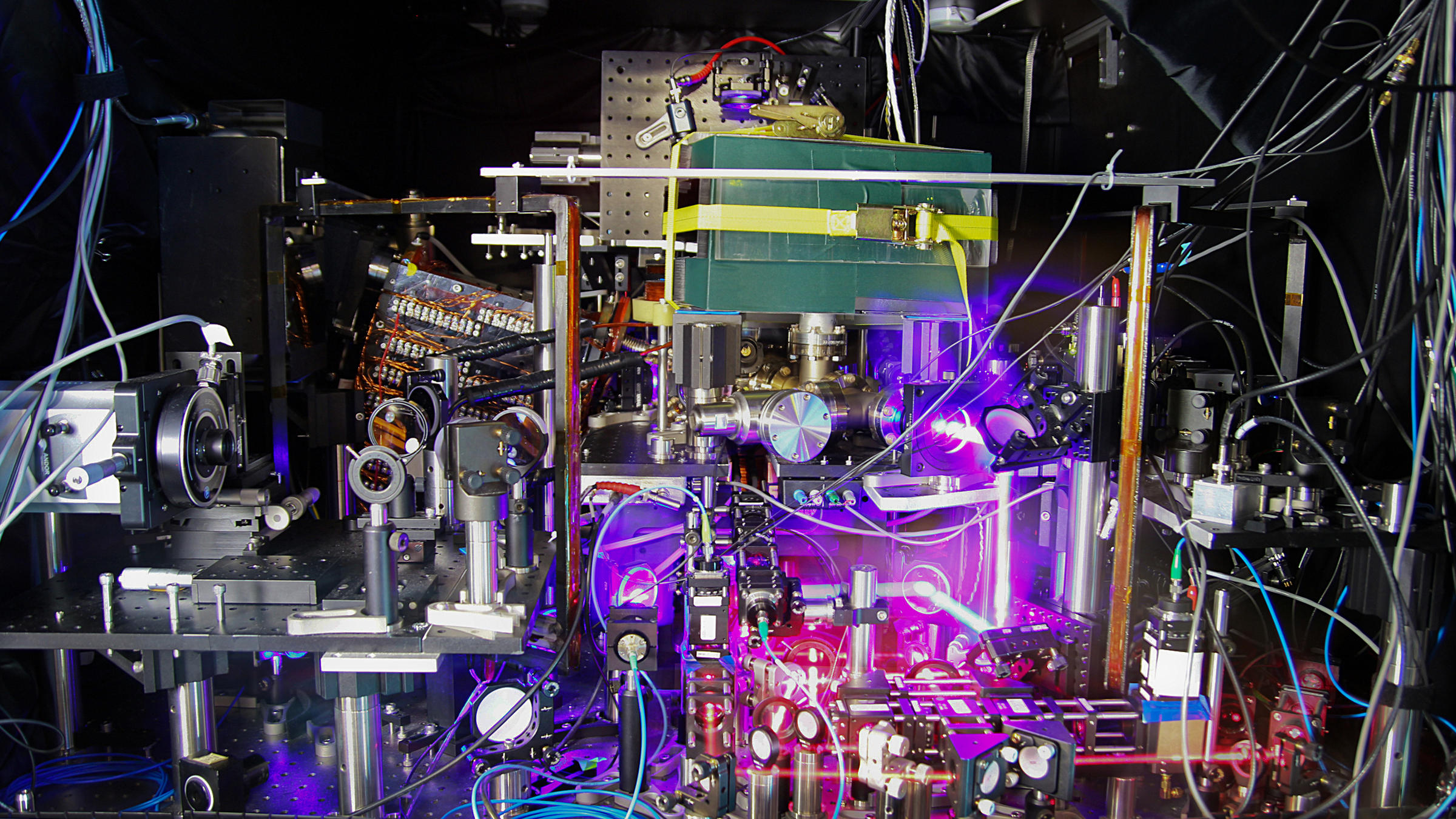 Tickety-Tock! An Even More Accurate Atomic Clock | KUNC
