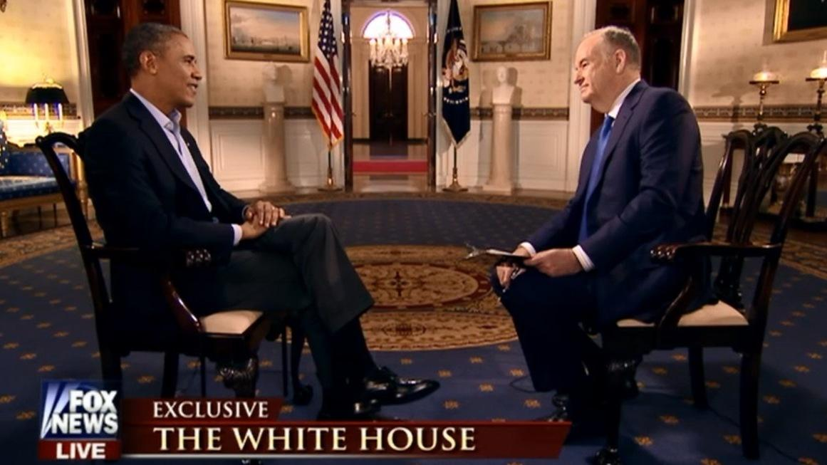 VIDEO: Obama And O'Reilly Hit Harder Than Denver And Seattle