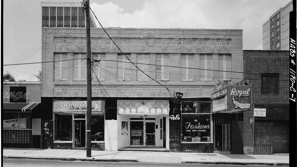 The Origin (And Hot Stank) Of The 'Chitlin' Circuit' | NPR
