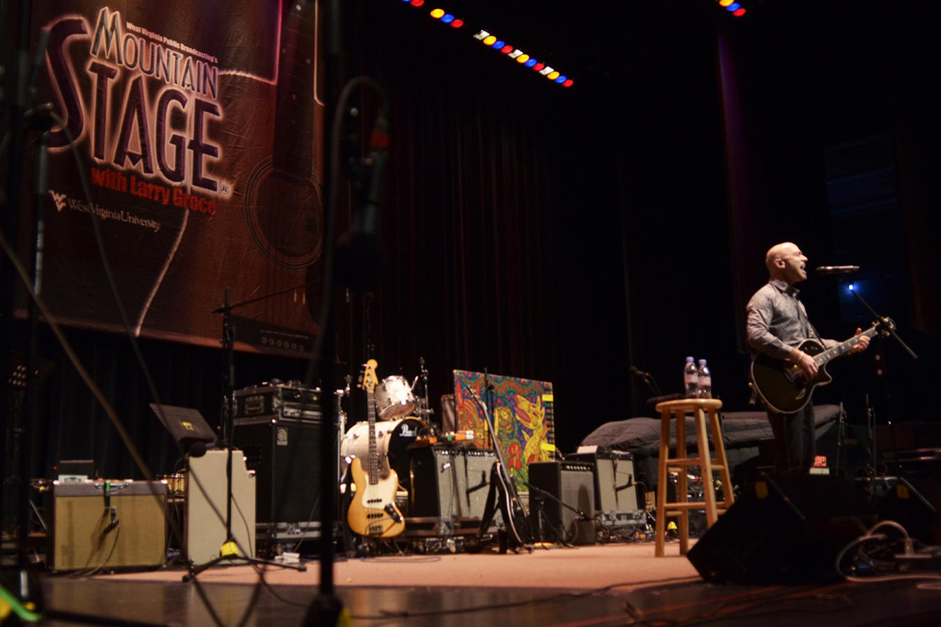 Ed Kowalczyk On Mountain Stage | NPR Illinois