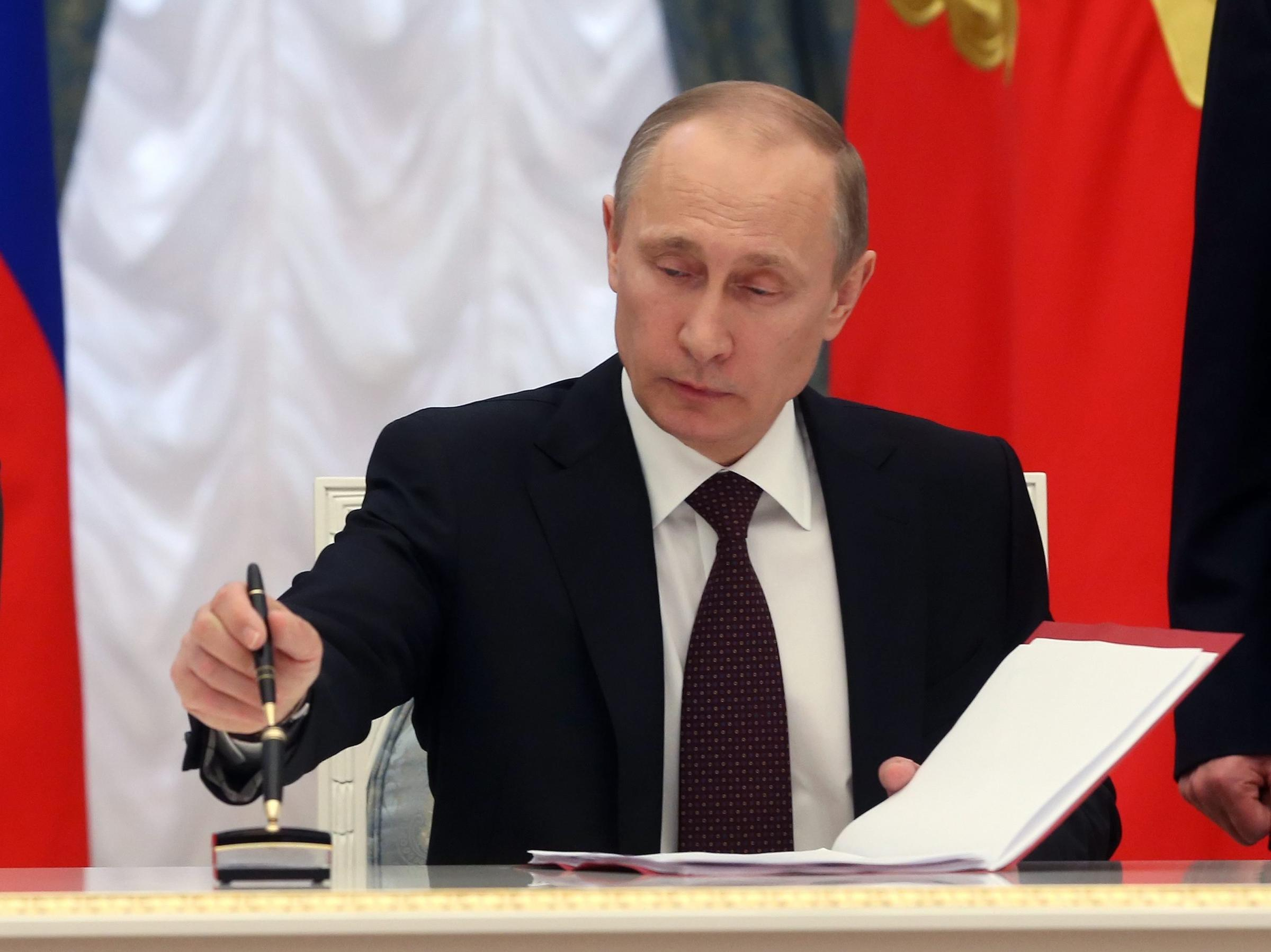 Former White House Official: Putin Wants 'New Russian Empire