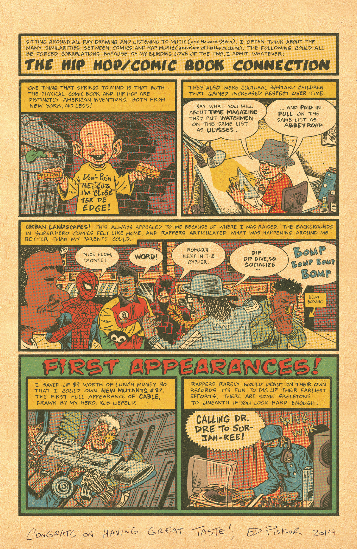 Cyborgs, Simpsons And Ticks: All About Free Comic Book Day