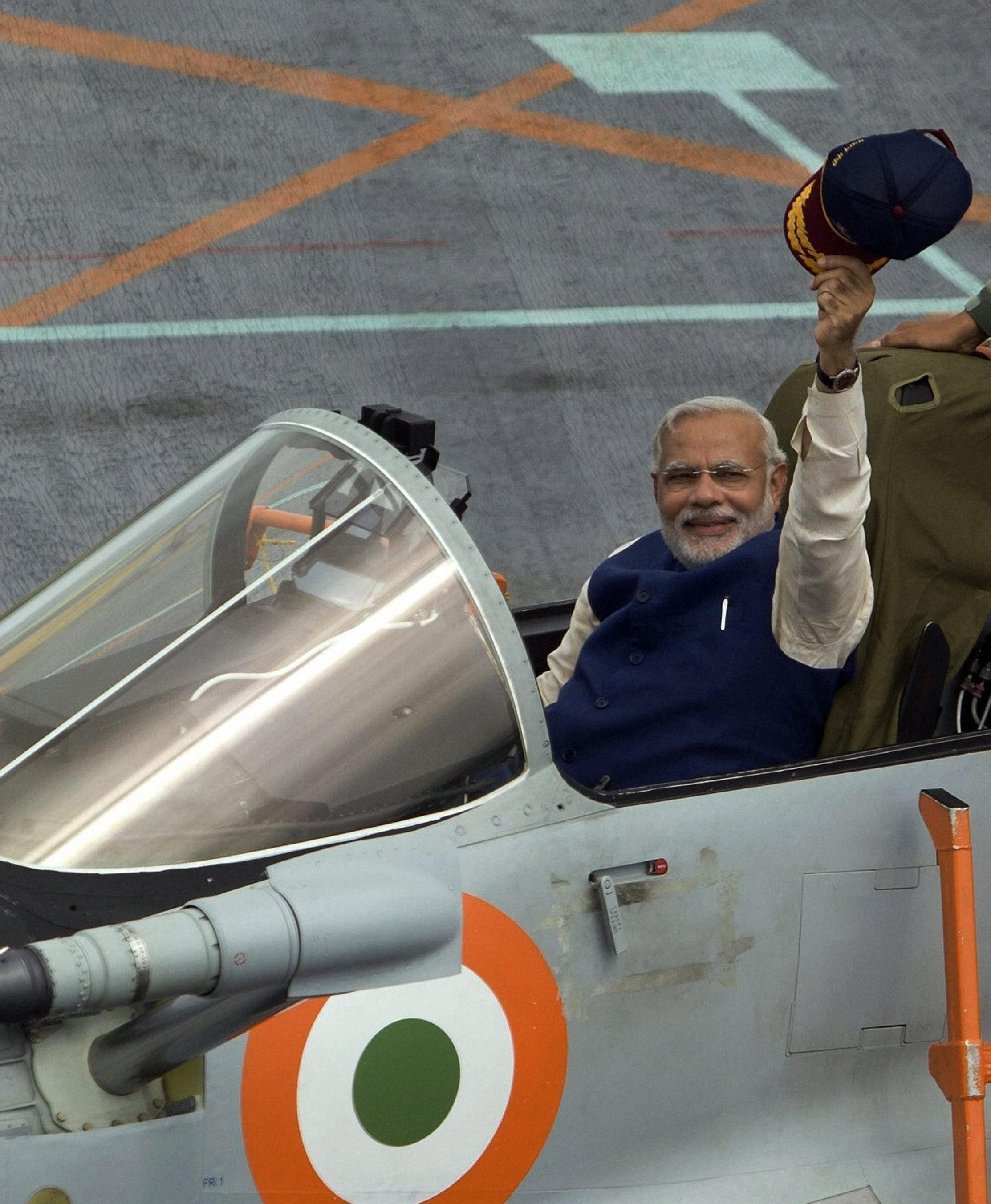 In Blogs And Tweets, India's New Leader Bemoans Lack Of