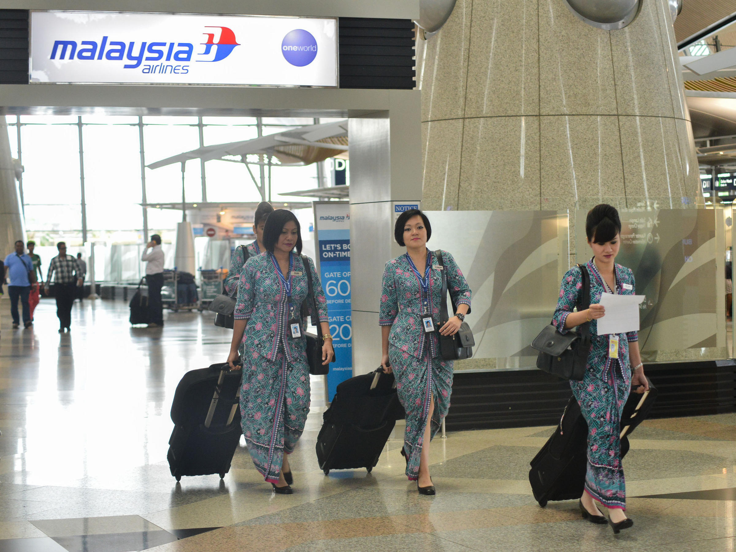 Malaysia's Money-Losing Airline Will Become National