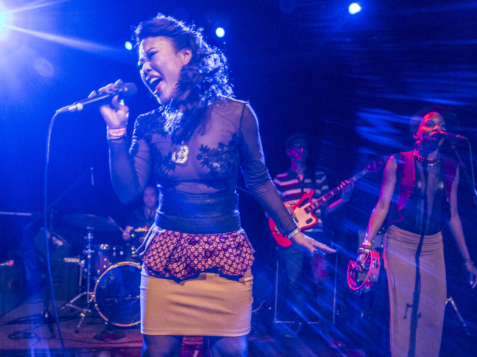 The Death And Uneasy Rebirth Of Cambodia's Psychedelic Rock | WYSO