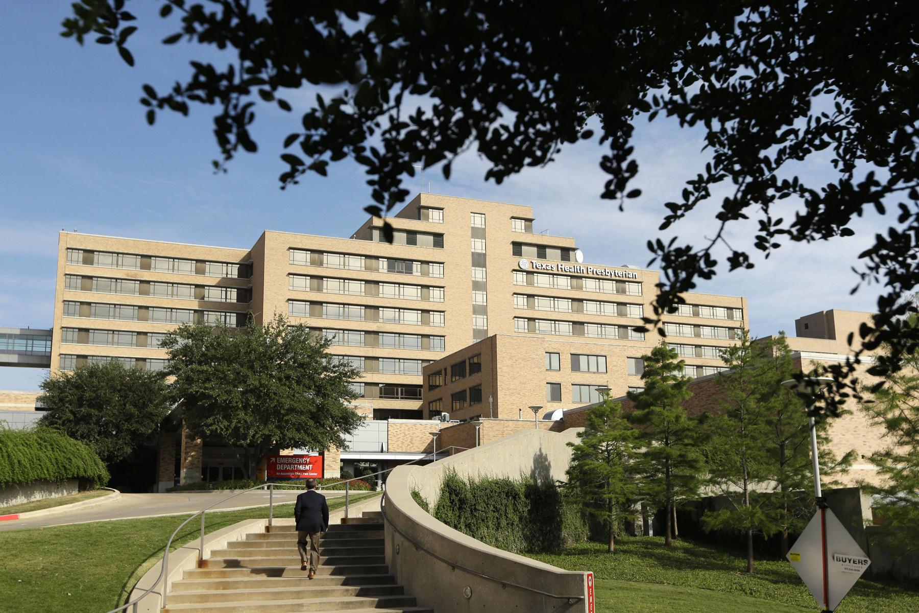 First U S  Case Of Ebola Confirmed In Dallas | WQCS