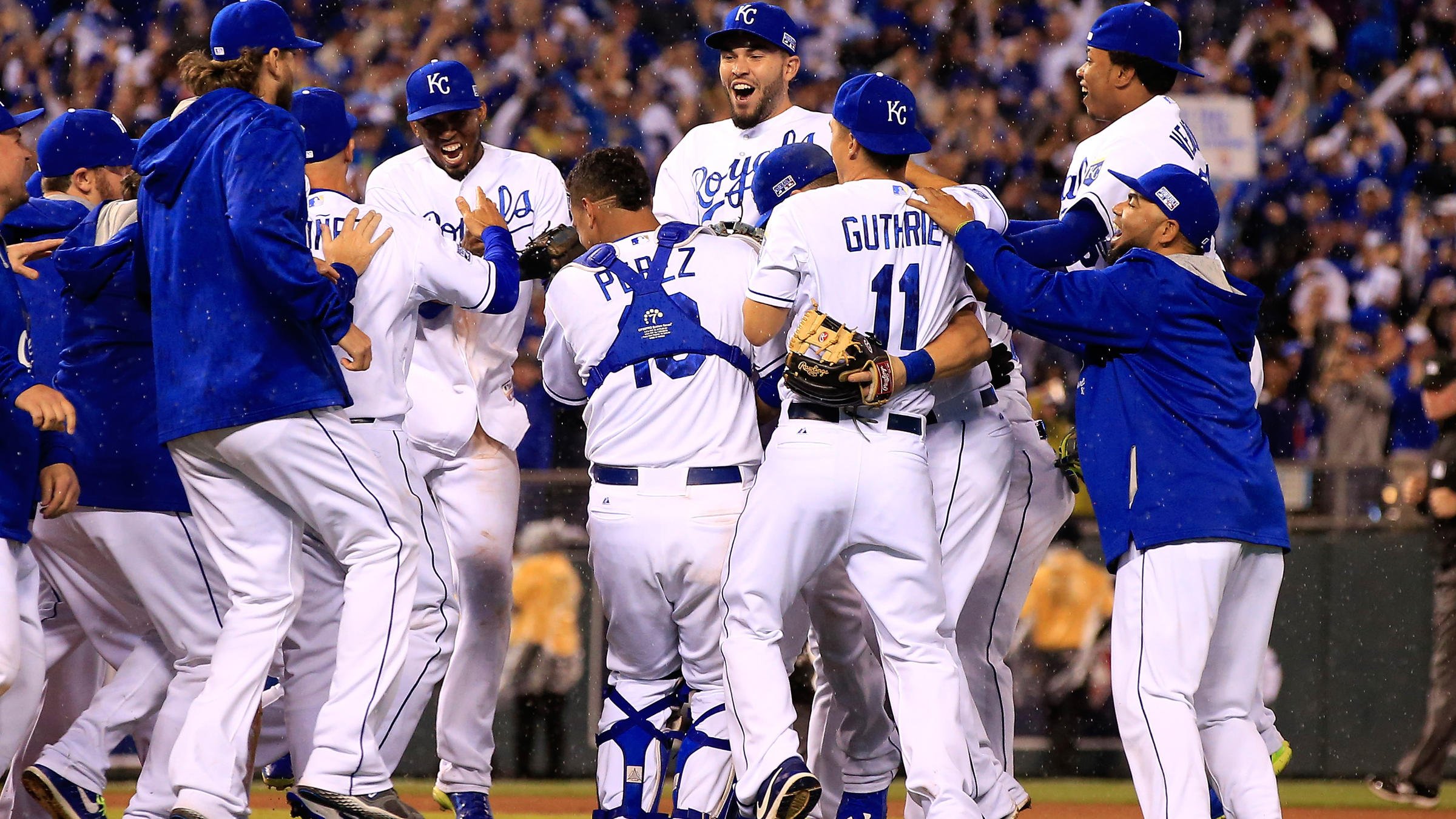 Orioles, Royals Sweep Opponents In AL Division Series | KGOU