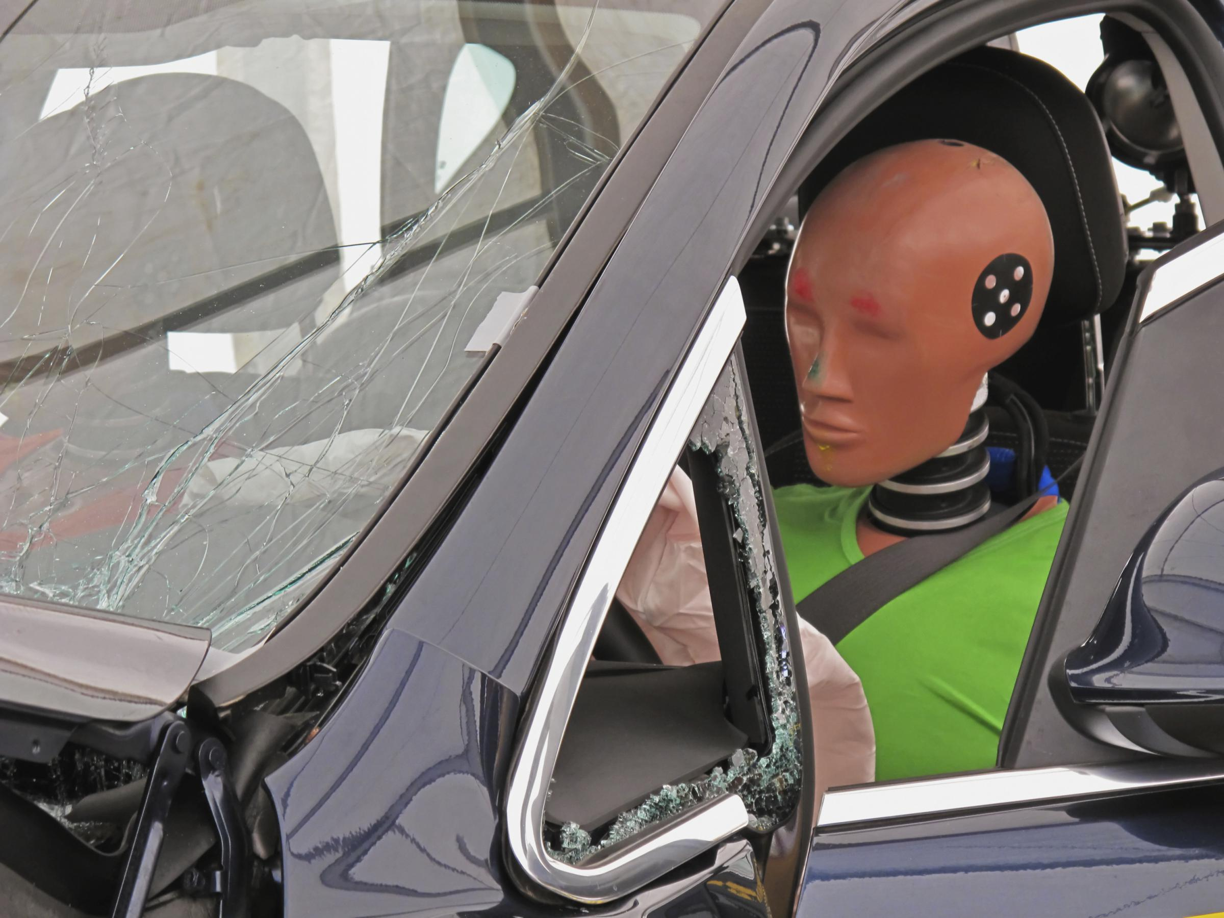 New Crash Test Dummy To Gain Pounds Reflect Fatalities Among Originally Posted By The Not This One Will Weigh 271 Lbs And Have A Body Mass Index Of 35 Automakers Use Dummies Prove Their Vehicles Are