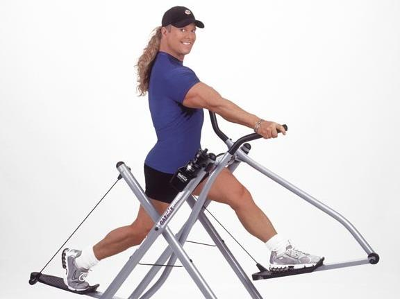 Gazelle Exercise Machine >> After Injury Tony Little Told Himself You Can Do It Wcai
