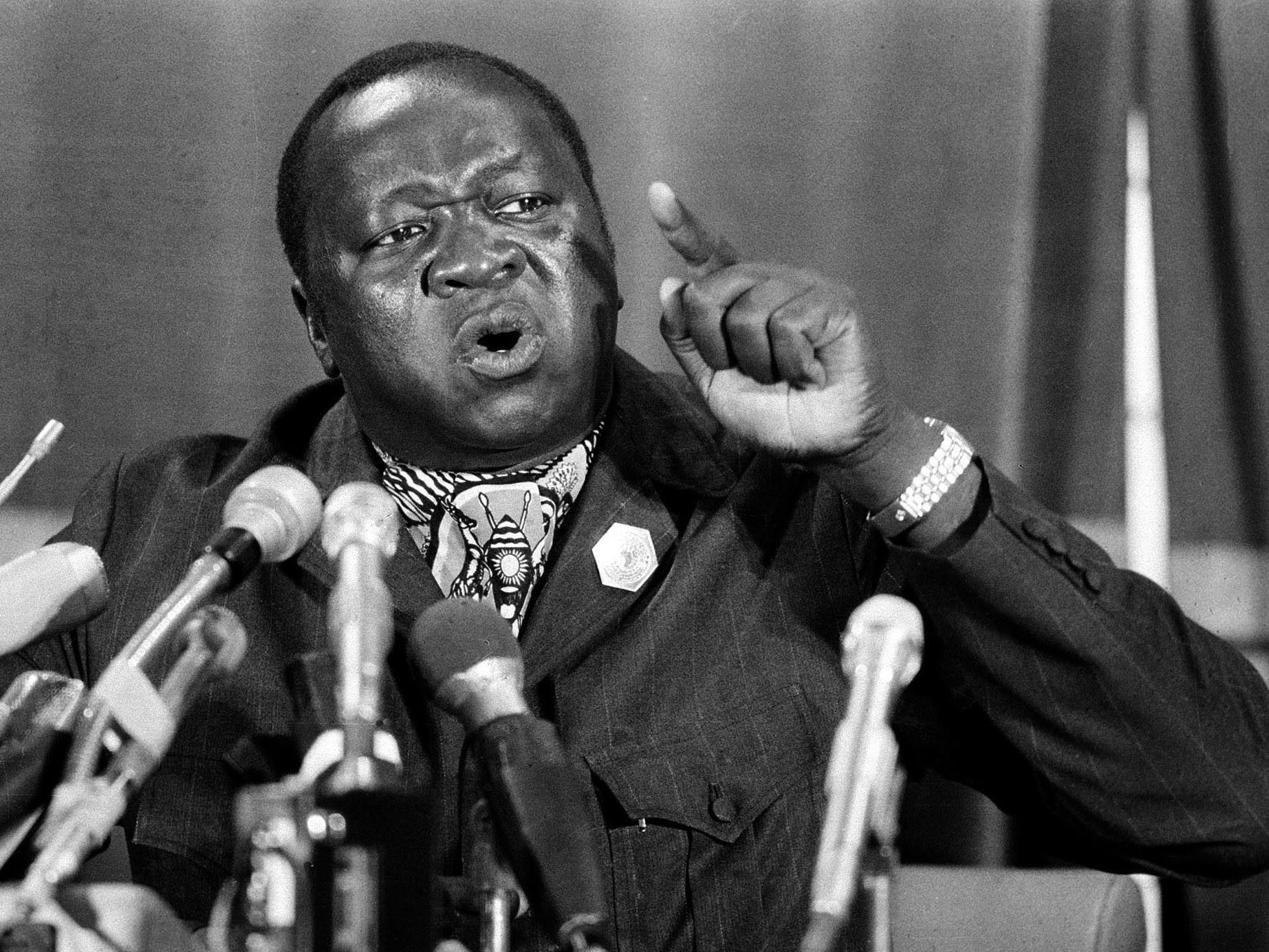Son Of Ex-Ugandan Dictator Idi Amin Says 'Guardian' Obituary Had