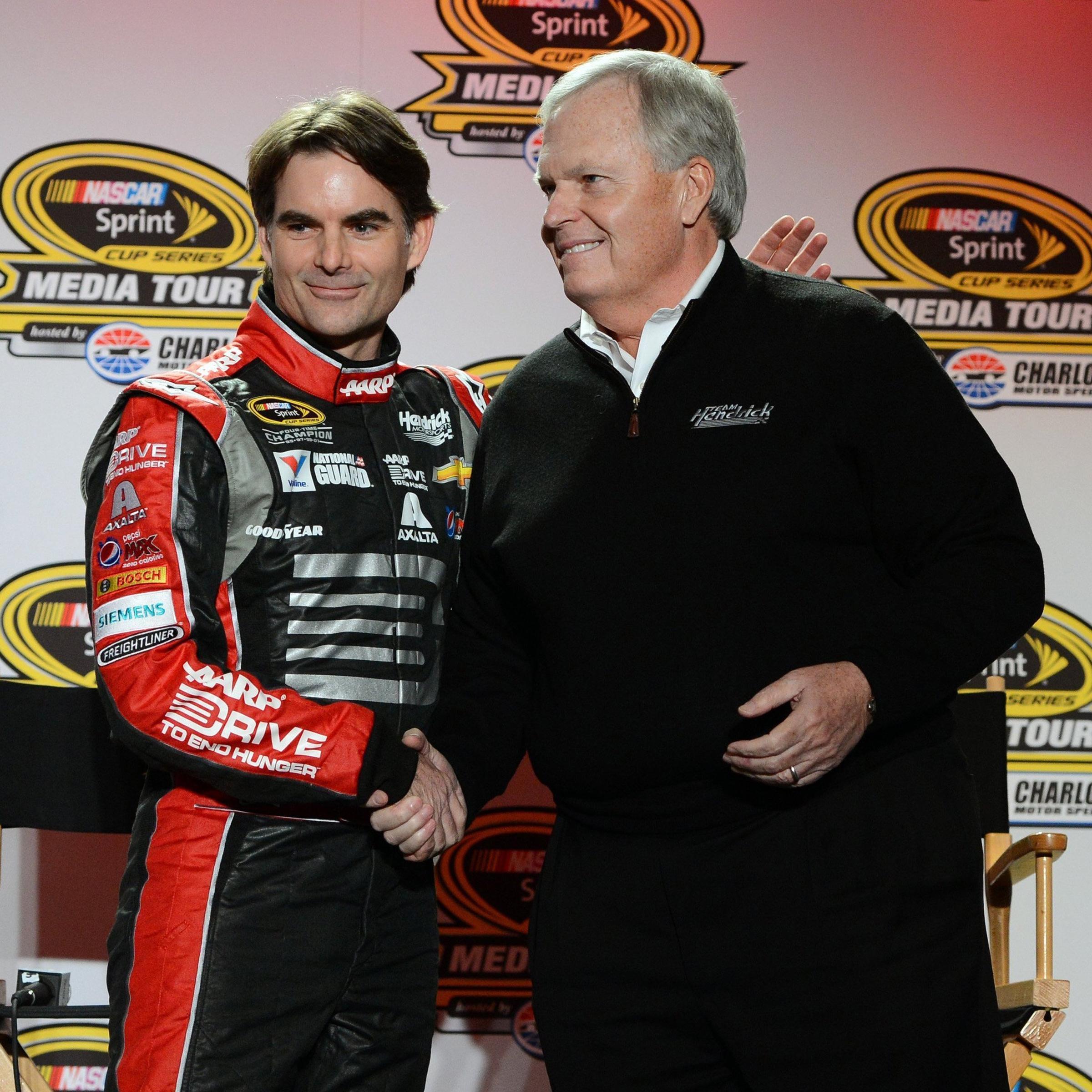 Jeff Gordon Says 2015 Will Be His Last Full NASCAR Season