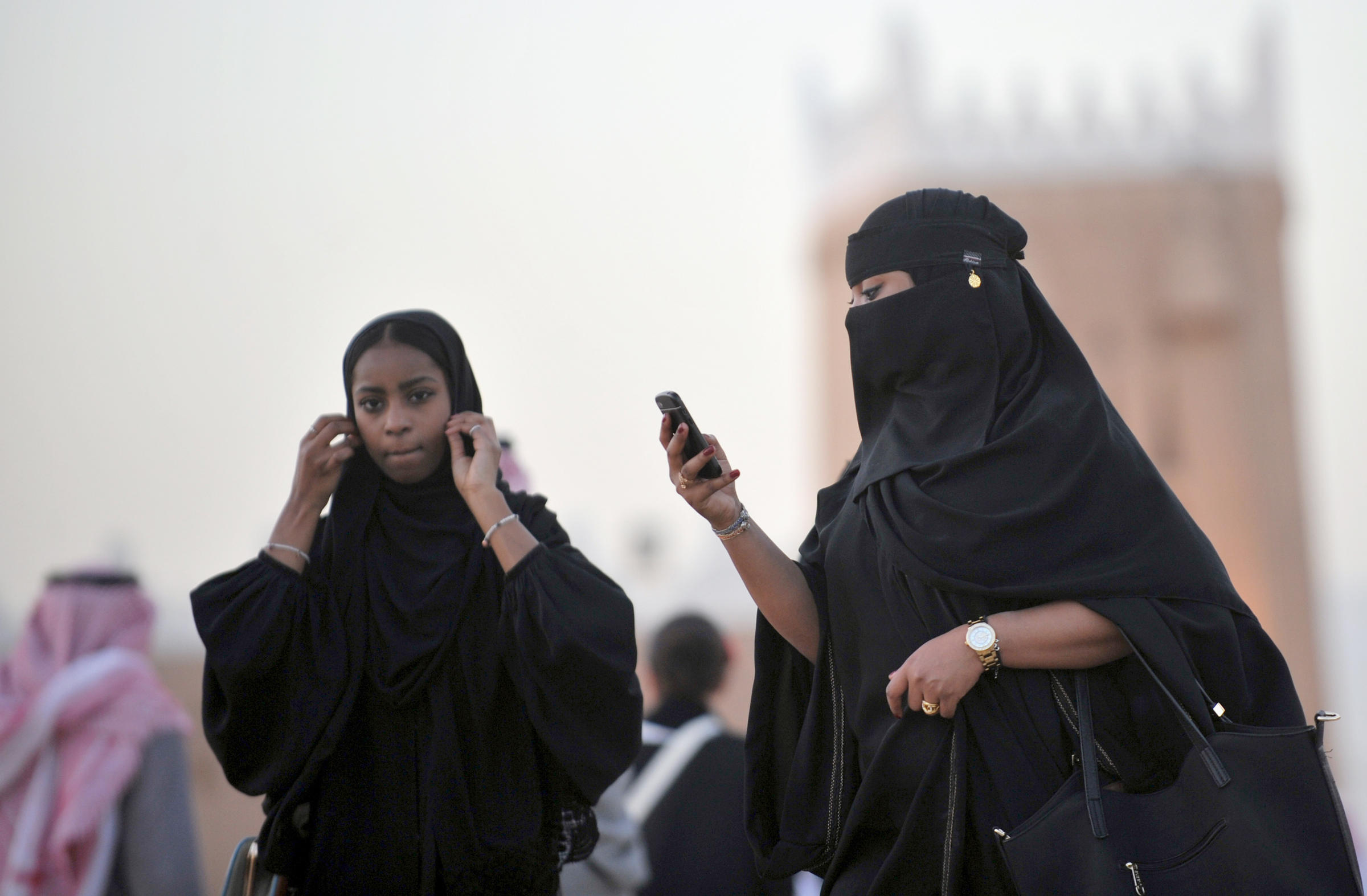 Saudi Women Still Can't Drive, But They Are Making It To