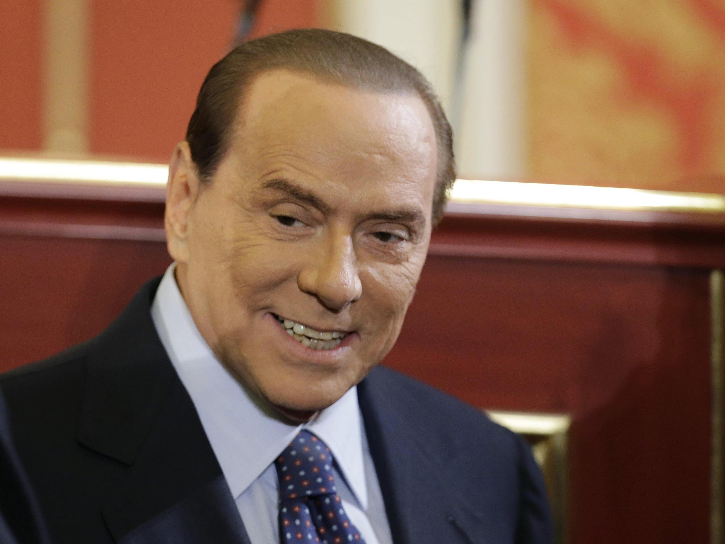 Berlusconi Bunga Bunga