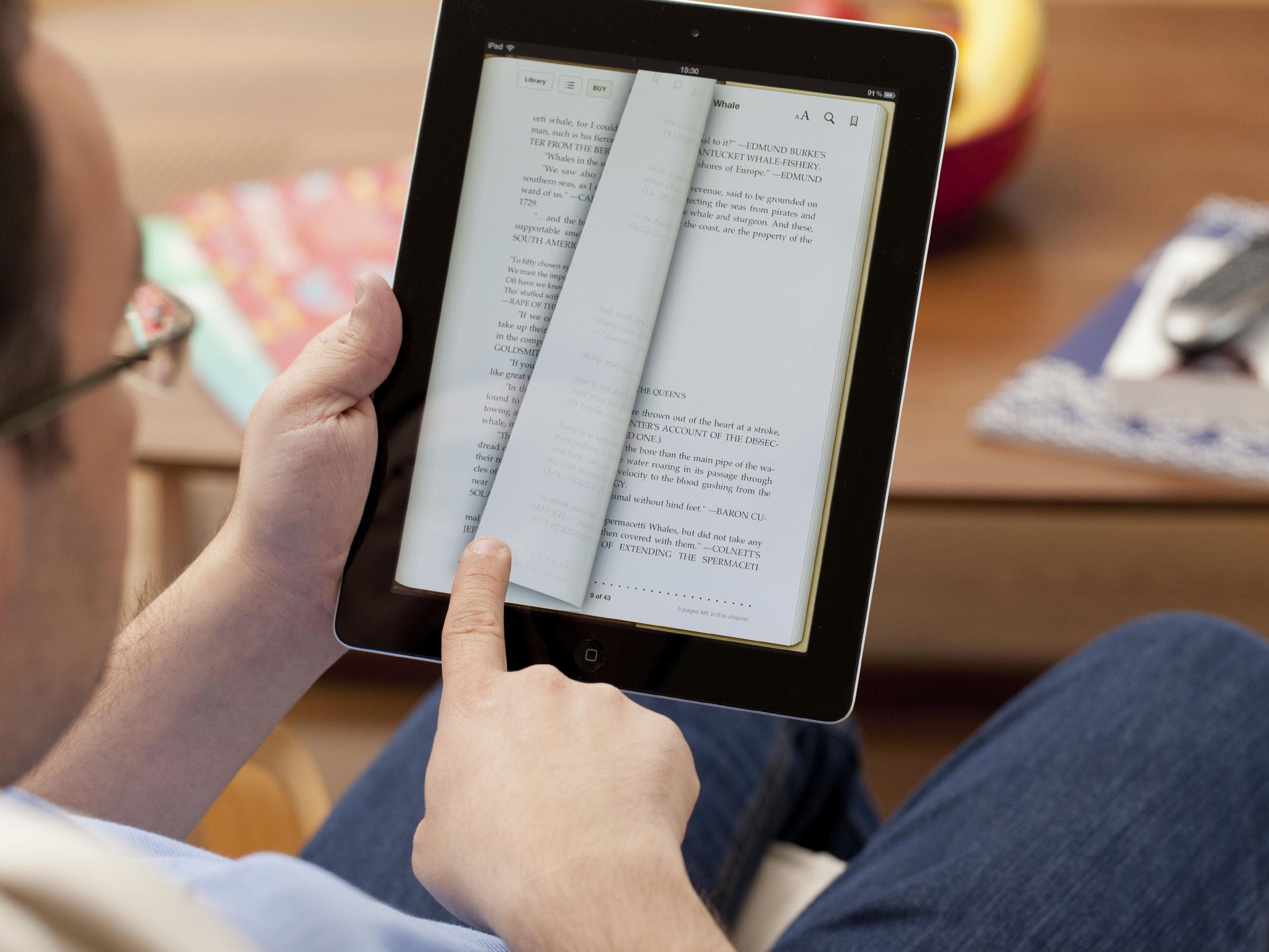 The 'Netflix Of Books' Hopes To Open Up The E-Book Market   KUNC