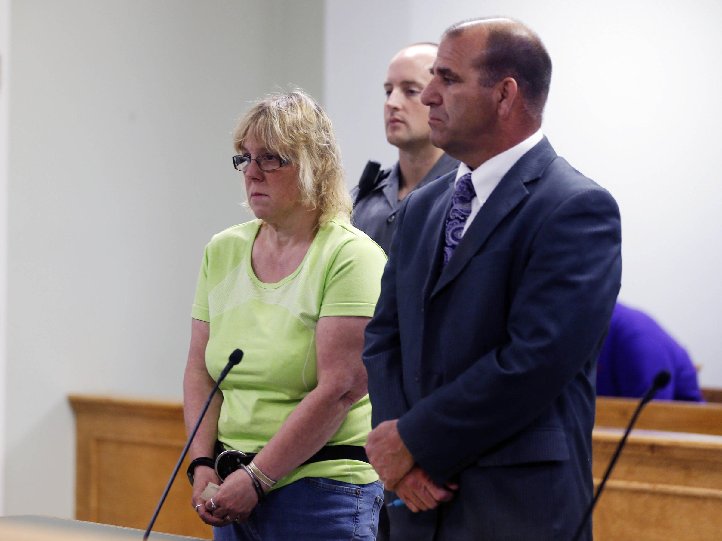 N Y  Prison Worker Joyce Mitchell Arrested Over Killers' Escape | WUNC