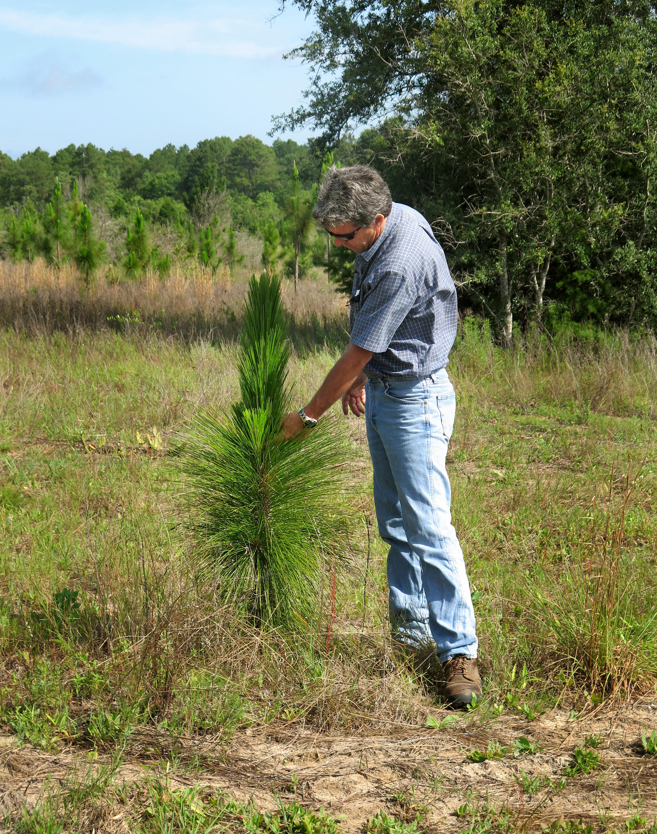 Gambler-Turned-Conservationist Devotes Fortune To Florida Nature