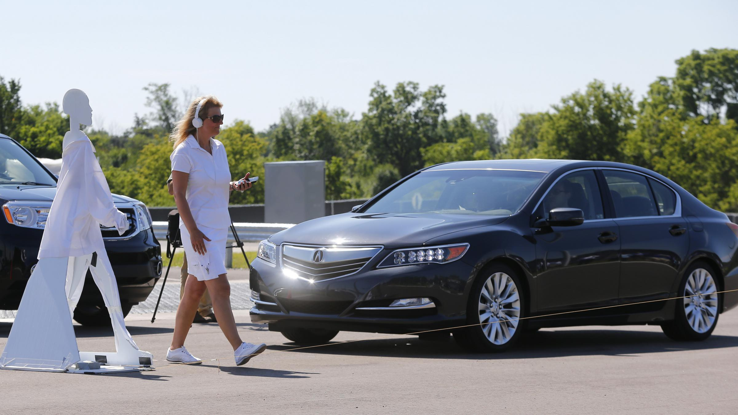 Ann Arbor Acura >> In Michigan A Testing Ground For A Future Of Driverless Cars Kunc