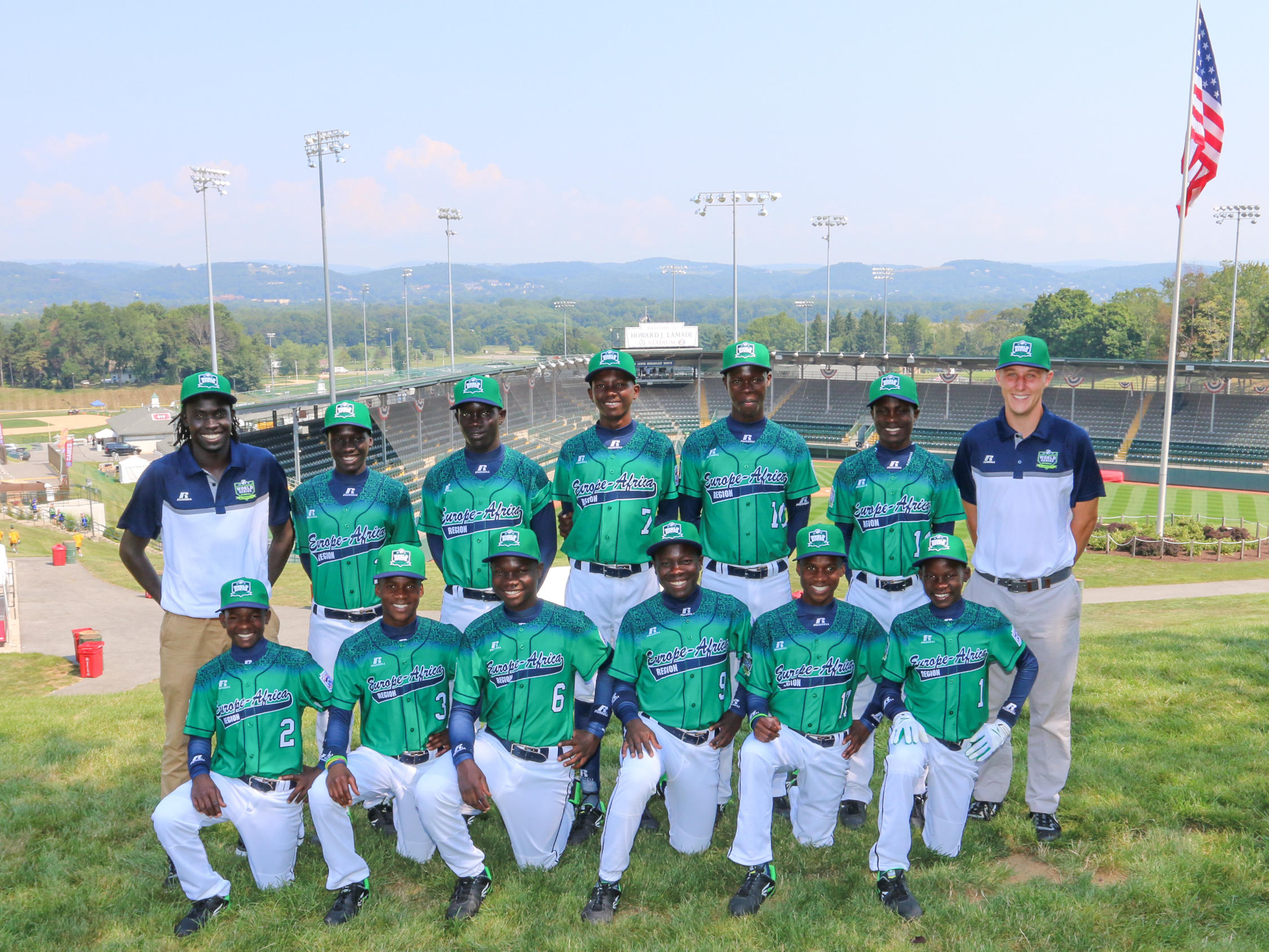 Baseball And Uganda — Two Words That Don't Usually Go
