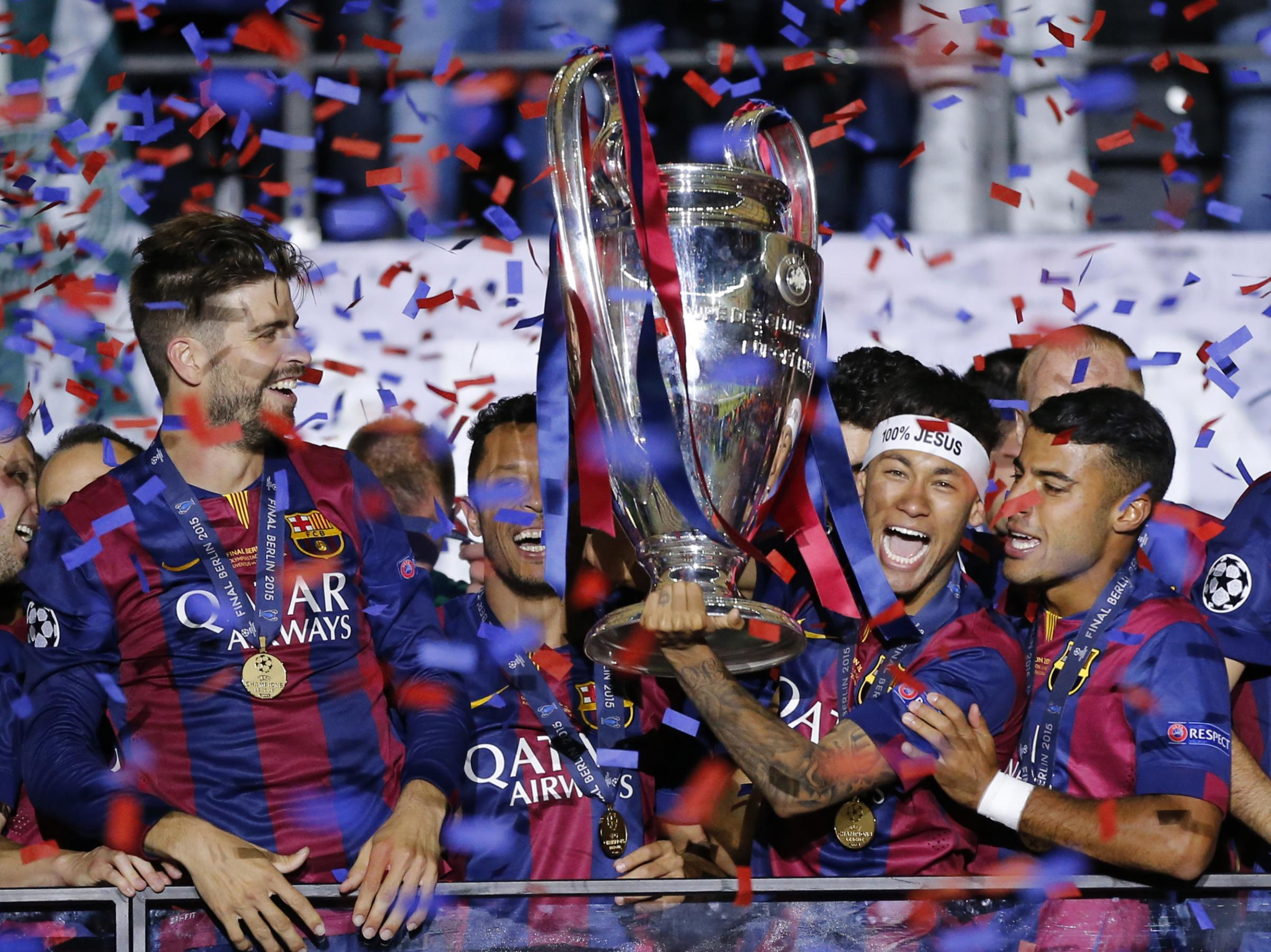 Barcelona Kicks Off Quest For Consecutive Champions League Titles Kpcw