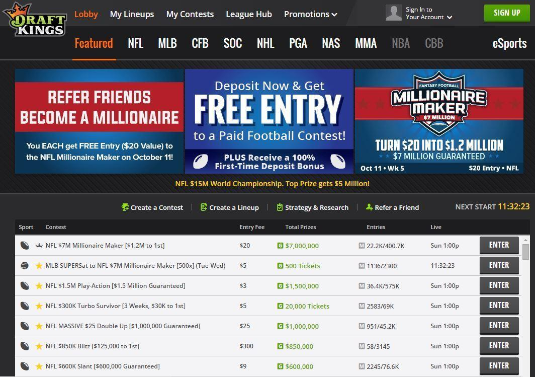 Fantasy Sports Sites Face Questions About Games' Integrity