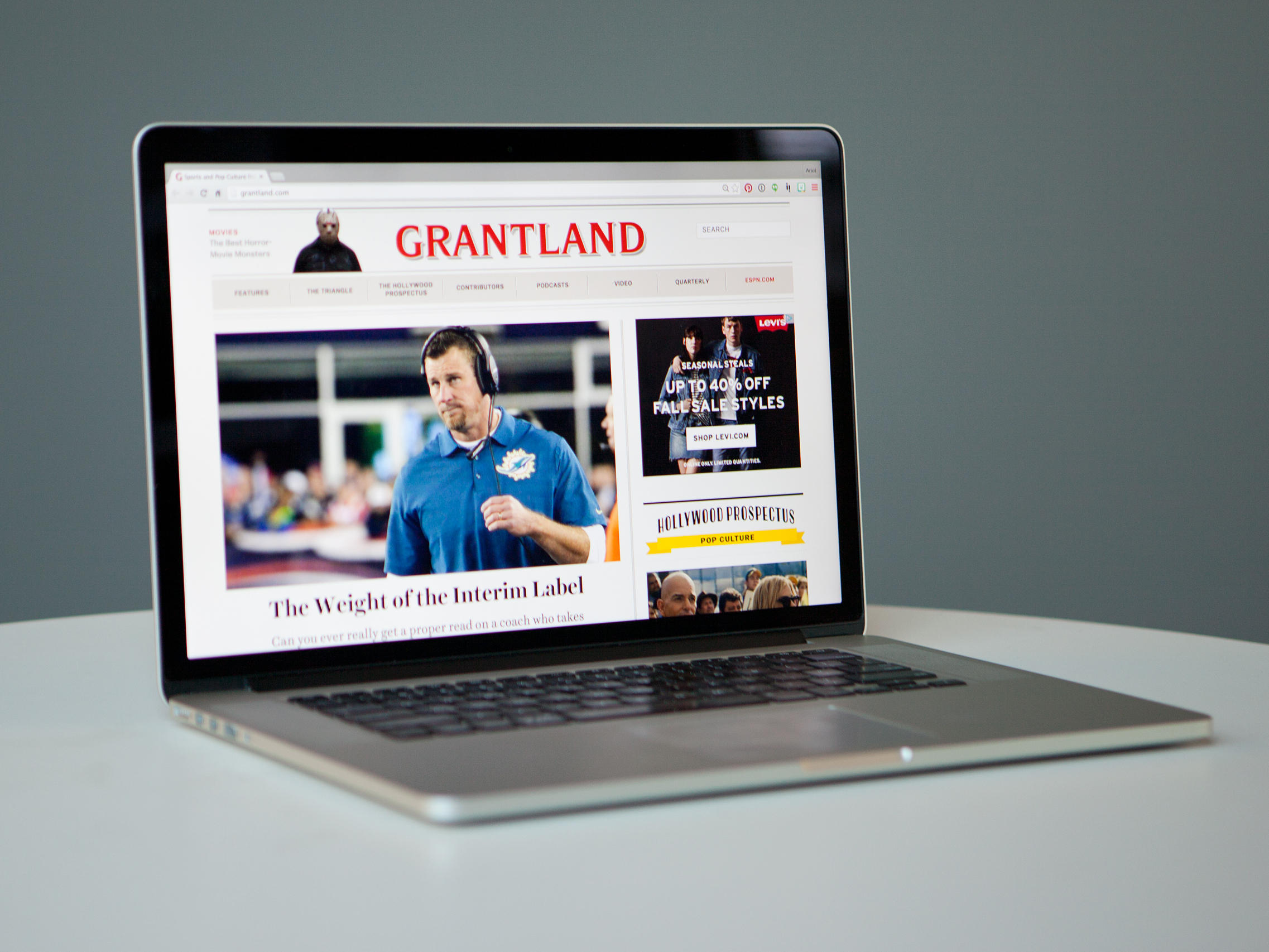 ESPN's Shuttering Of Sports And Culture Site Grantland Prompts