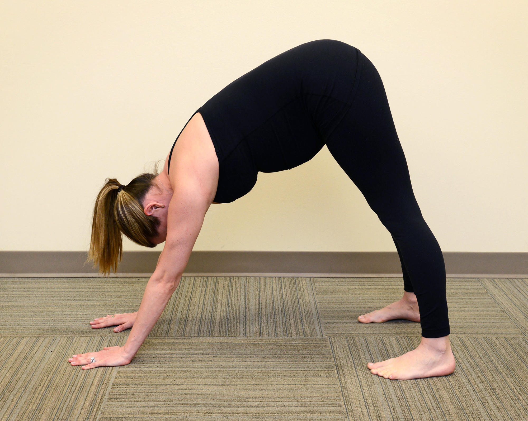 Say Yes To Down Dog More Yoga Poses Are Safe During Pregnancy Wjct News
