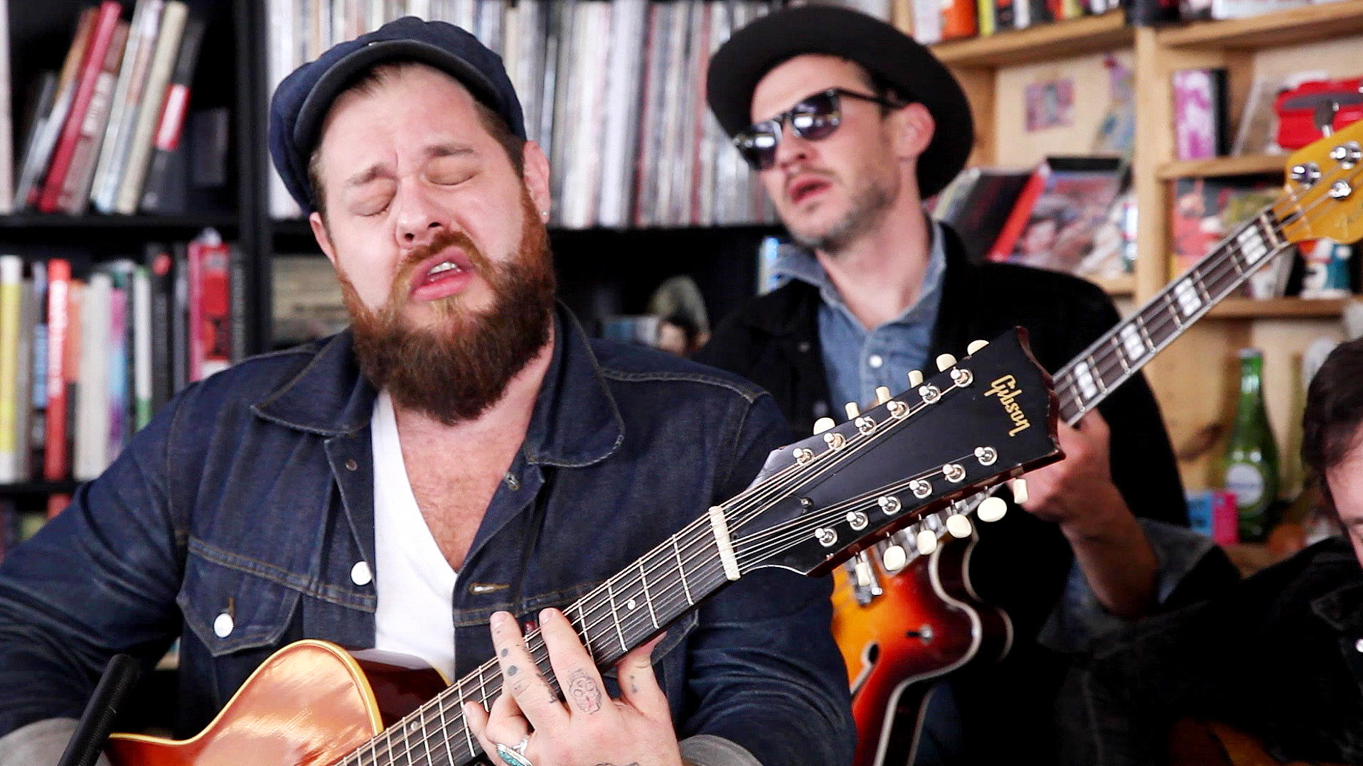 Nathaniel Rateliff & The Night Sweats: Tiny Desk Concert | WUNC