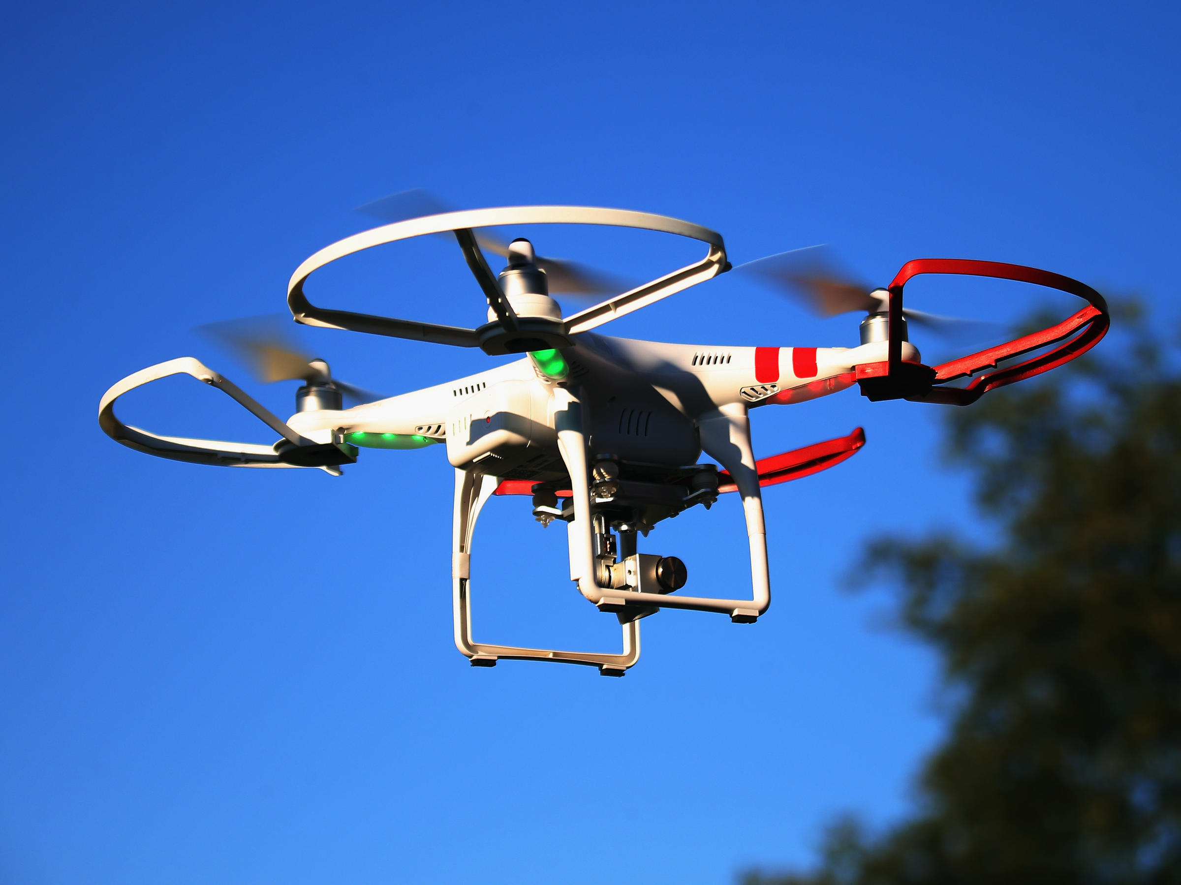 5 Things To Know: FAA Task Force Recommends A Drone