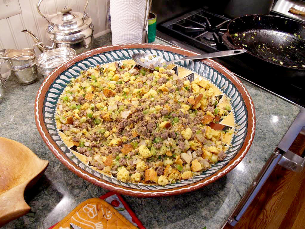 Don't Mess With My Stuffing: Thanksgiving's Most Hotly
