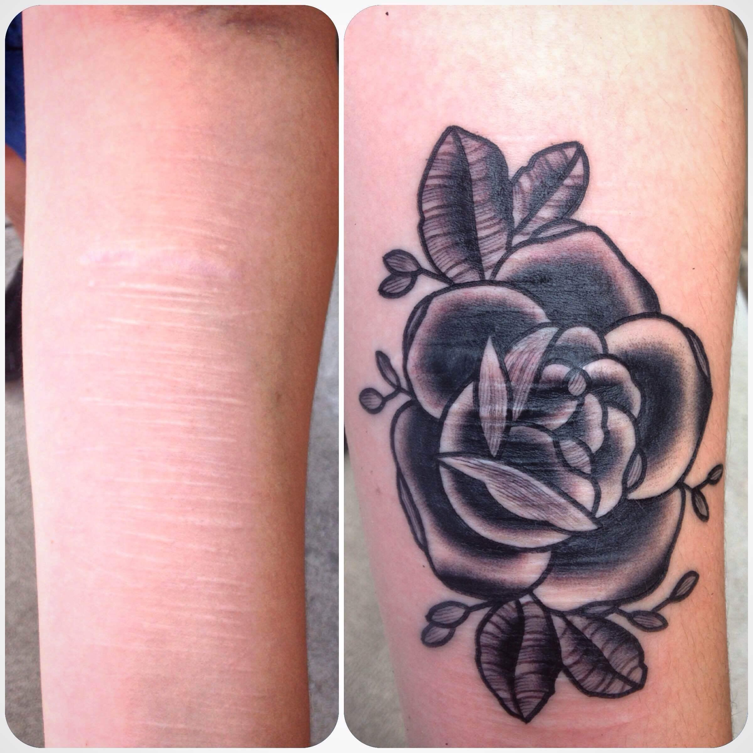 Effects Of Toledo Tattoo Artist\'s Work Are More Than Skin Deep | WUNC