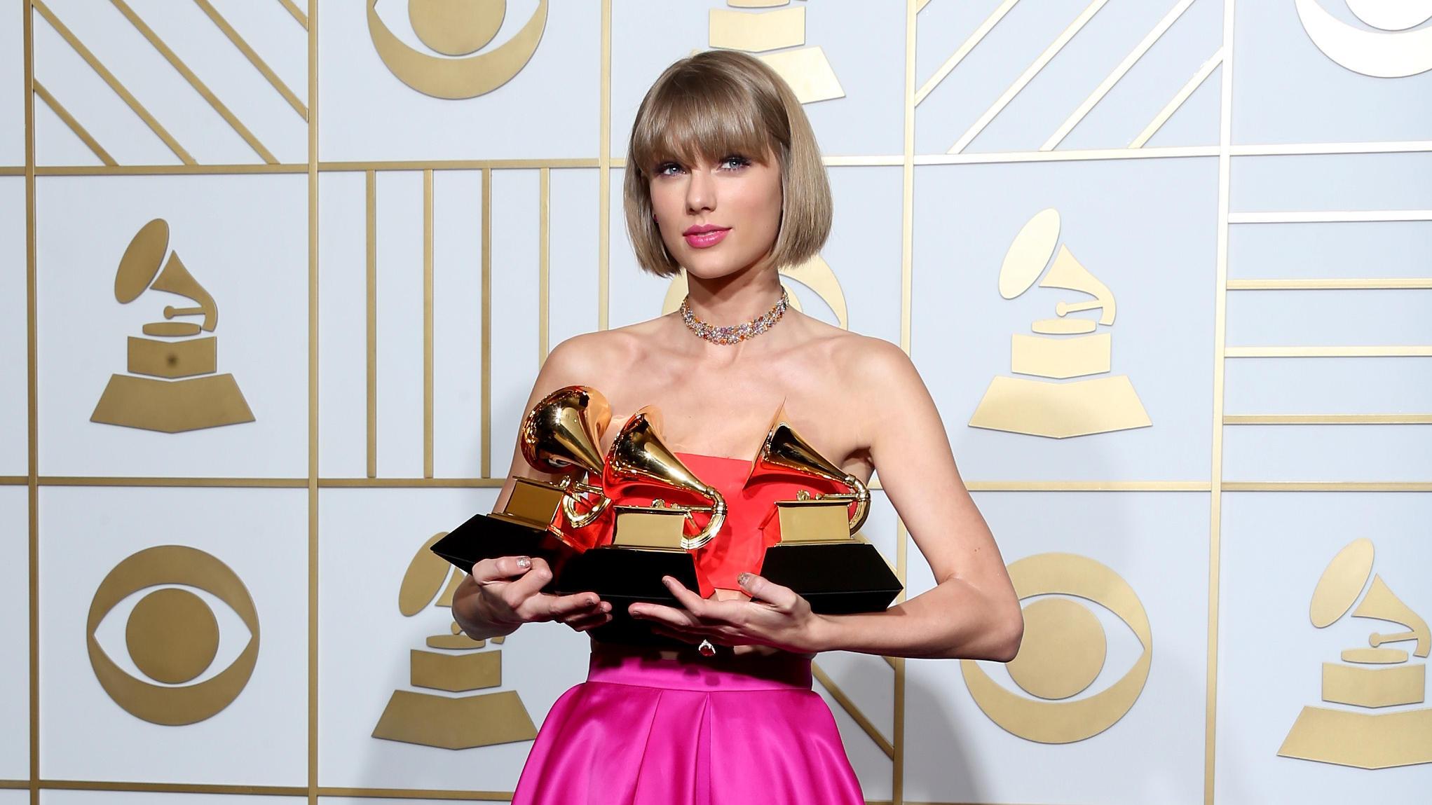Taylor Swift And Kendrick Lamar Lead 2016 Grammy Awards Connecticut Public Radio