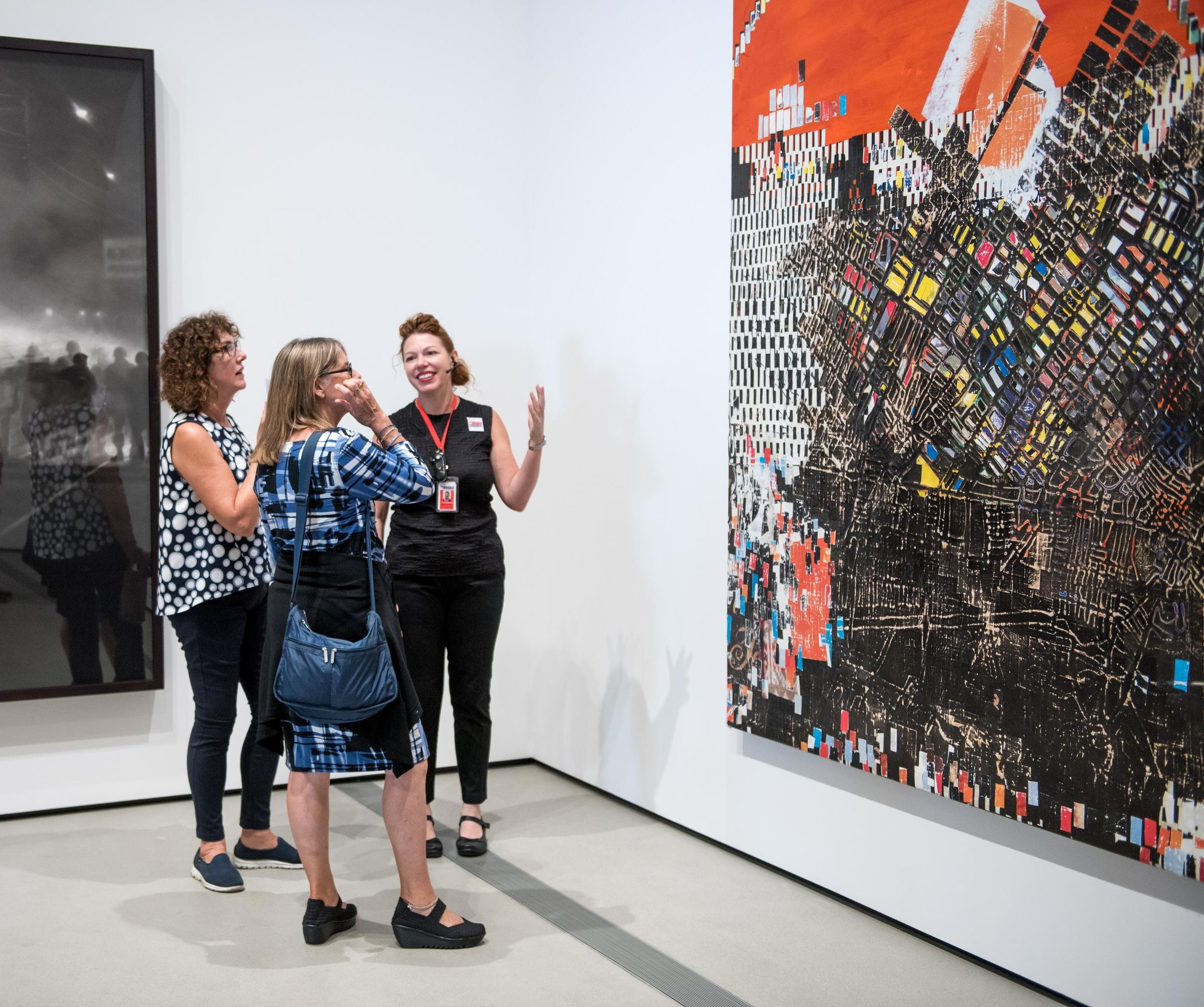 Avant Guard: At LA's Broad Museum, A New Approach To