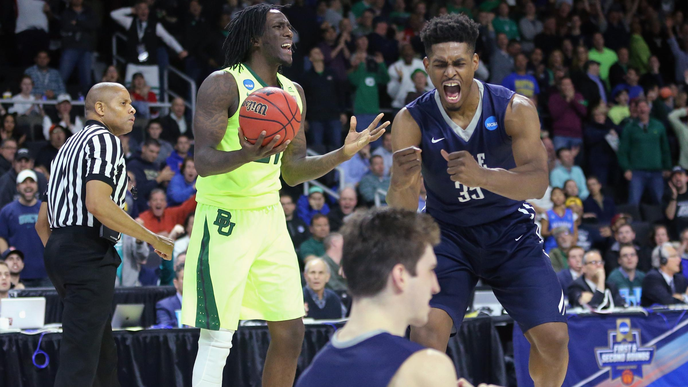 Yale Notches Historic Upset Win Over Baylor, Sparking A Great