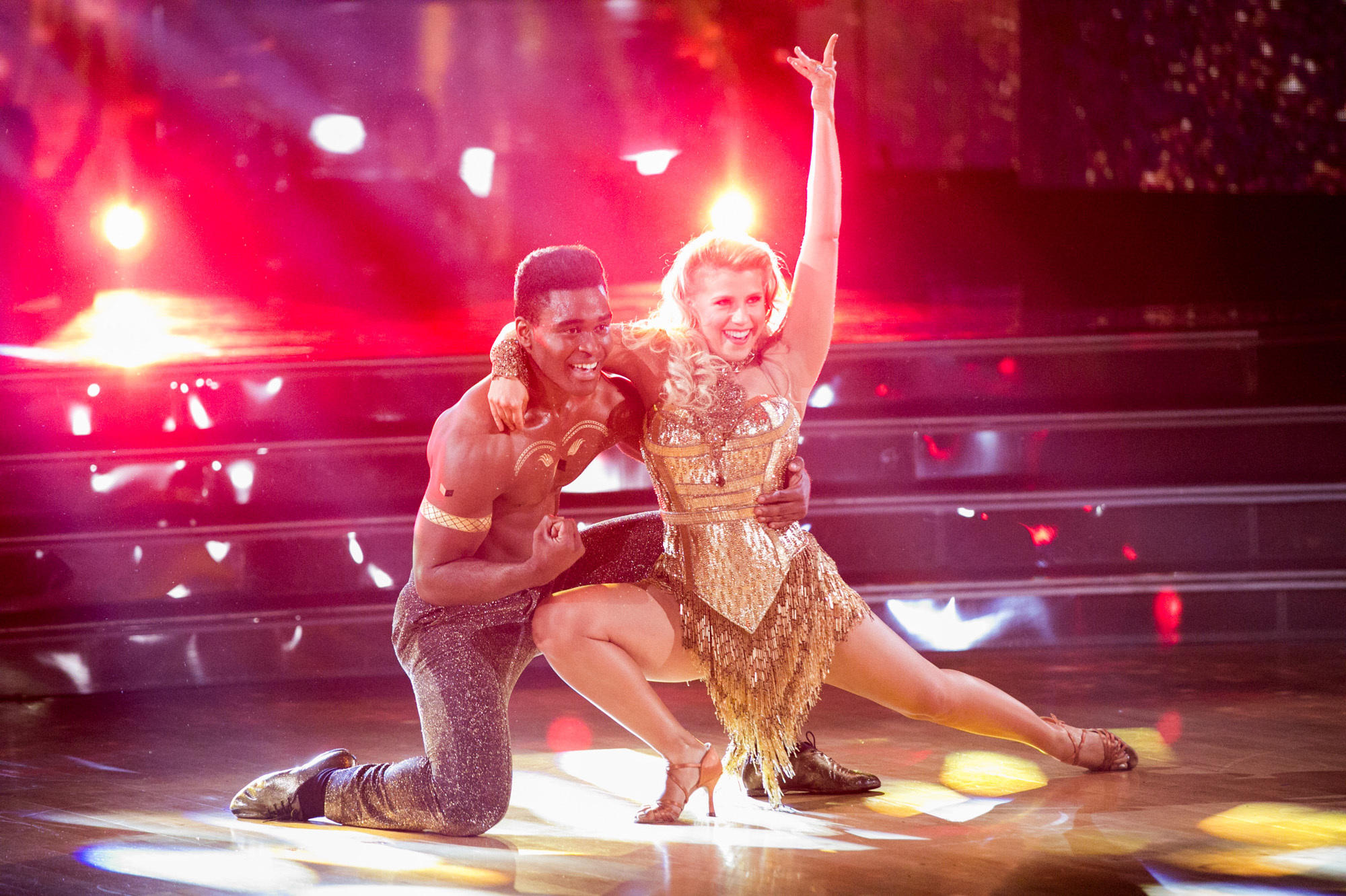 Dancing With The South African Star: Keo Motsepe | KNKX