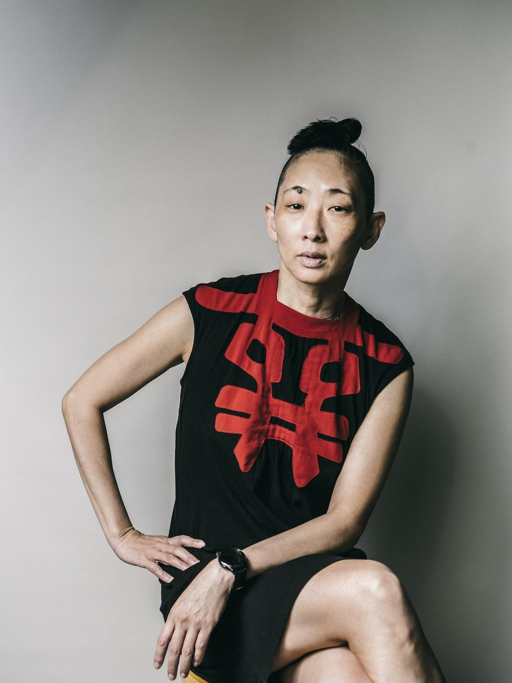 Sophia Chang: 'Don't Ever Be Afraid Of Your Passion'   WITH