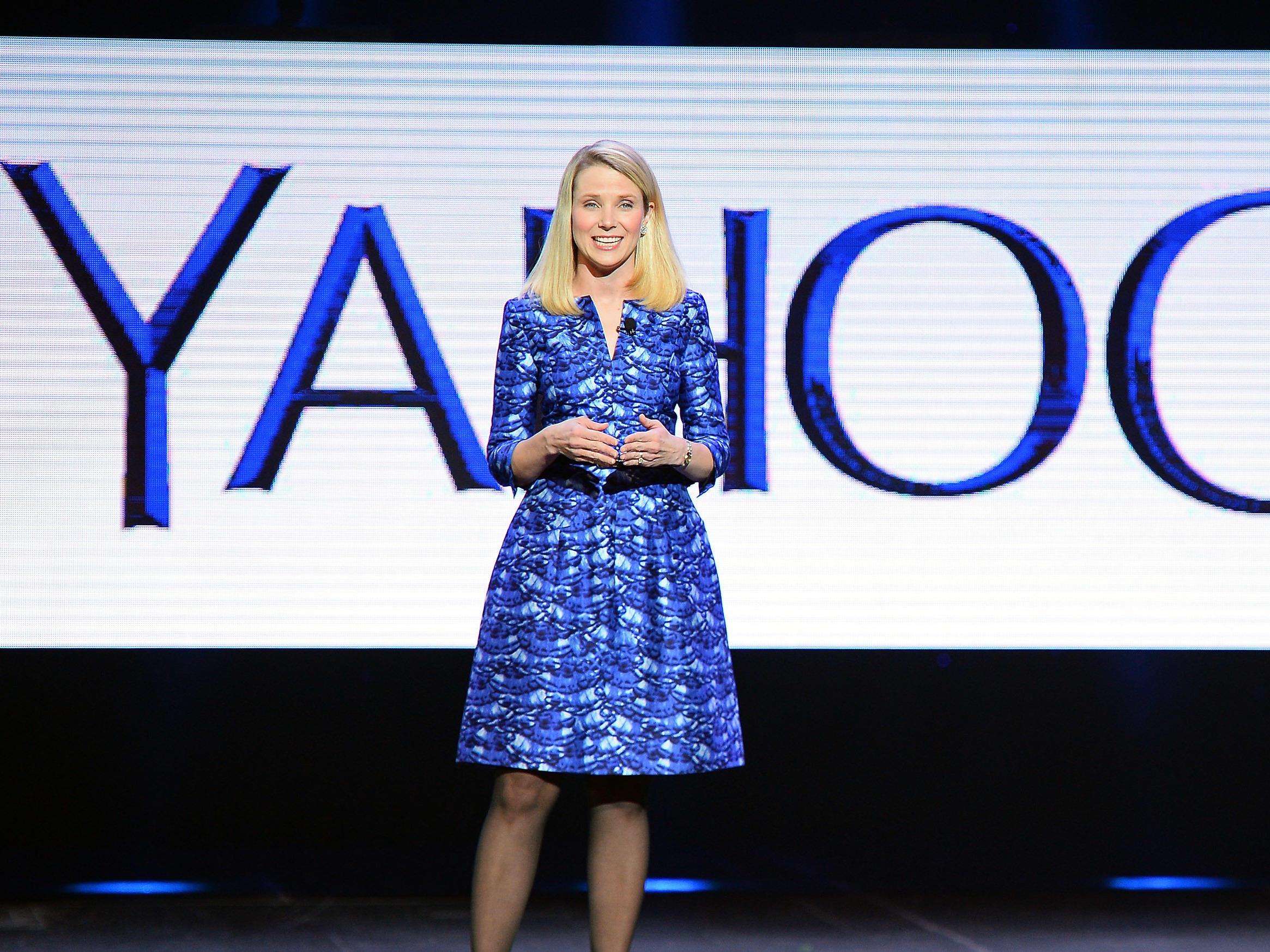 CEO Marissa Mayer Treated Yahoo Like A Think Tank, Not A