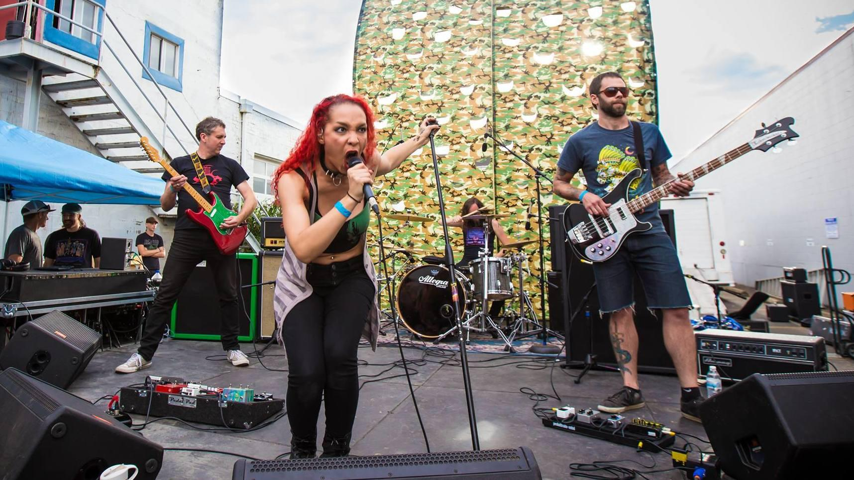 Kayla Is Our Dio': Hear Witch Mountain's New Song | WPSU