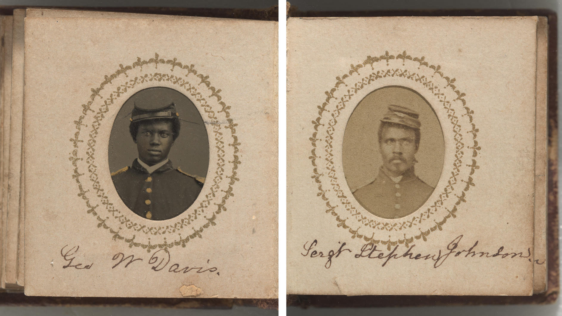 Family Heirloom, National Treasure: Rare Photos Show Black Civil War
